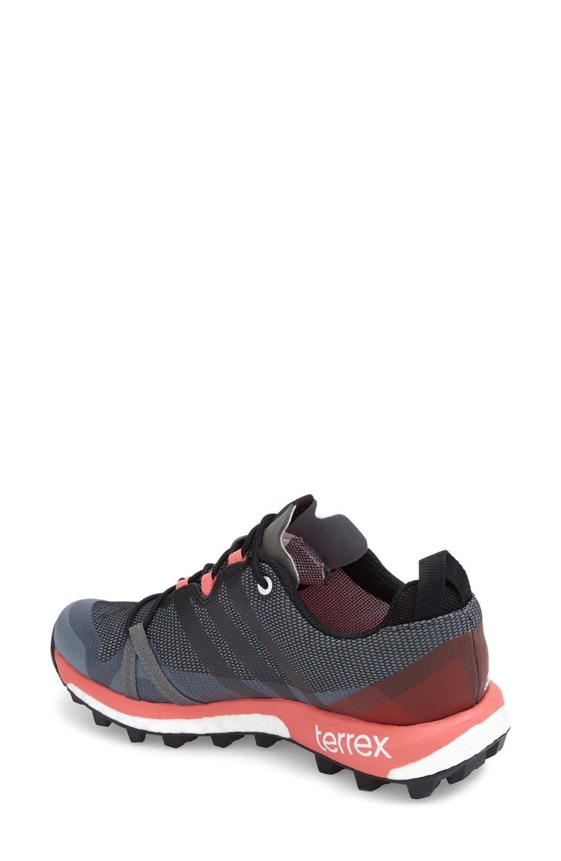 'Terrex Agravic GTX' Trail Shoe,                             Alternate thumbnail 10, color,