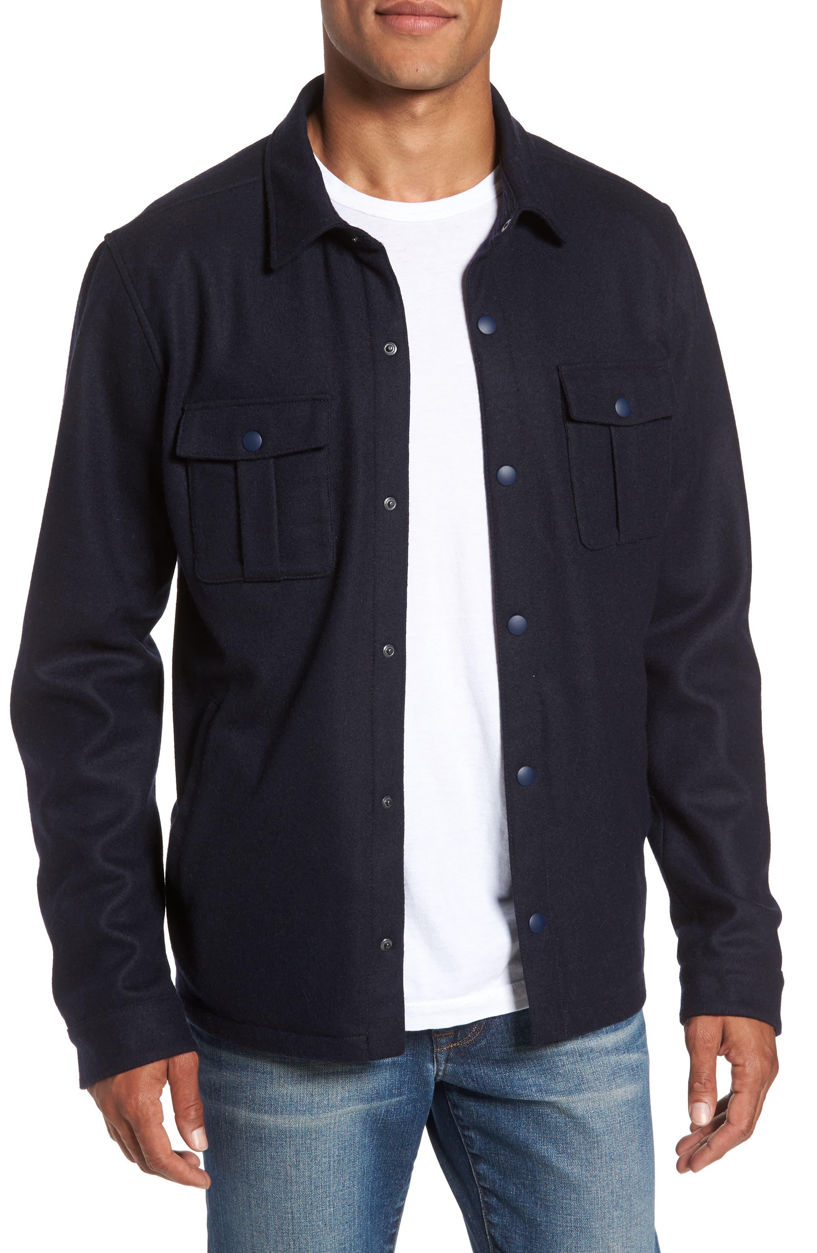 Seymour Shirt Jacket,                         Main,                         color, 410
