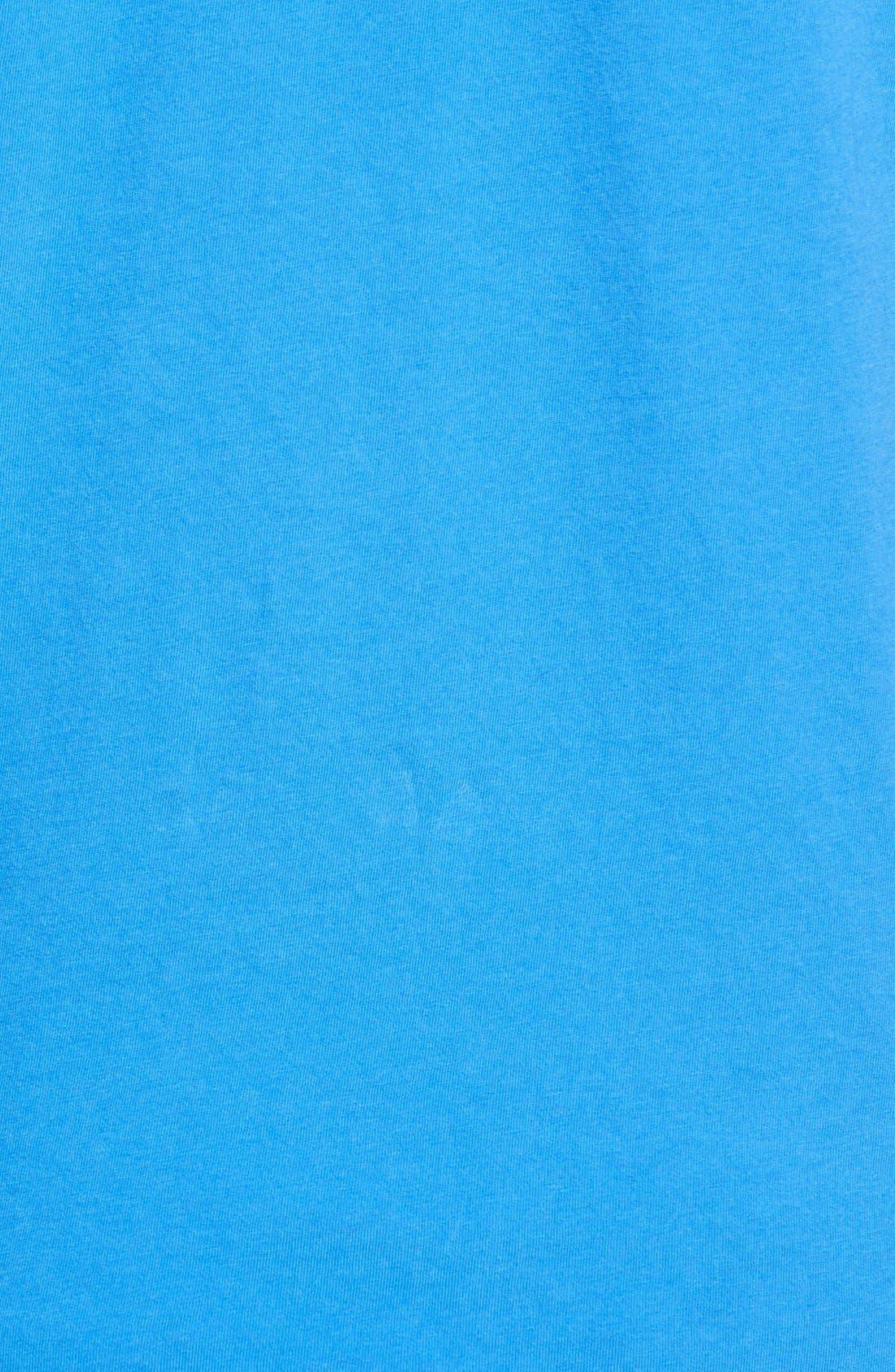 Crewneck Jersey T-Shirt,                             Alternate thumbnail 282, color,