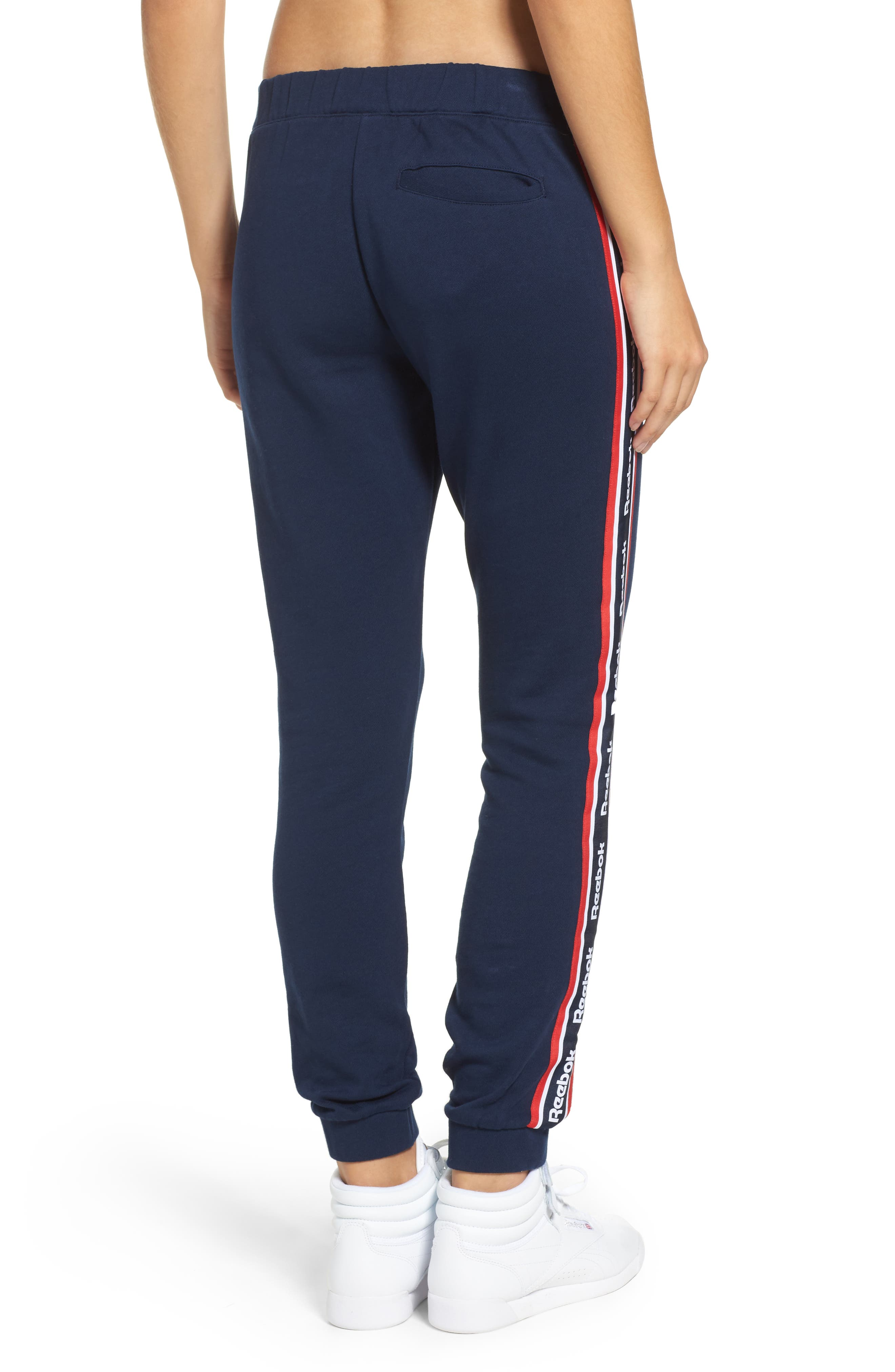 French Terry Pants,                             Alternate thumbnail 4, color,