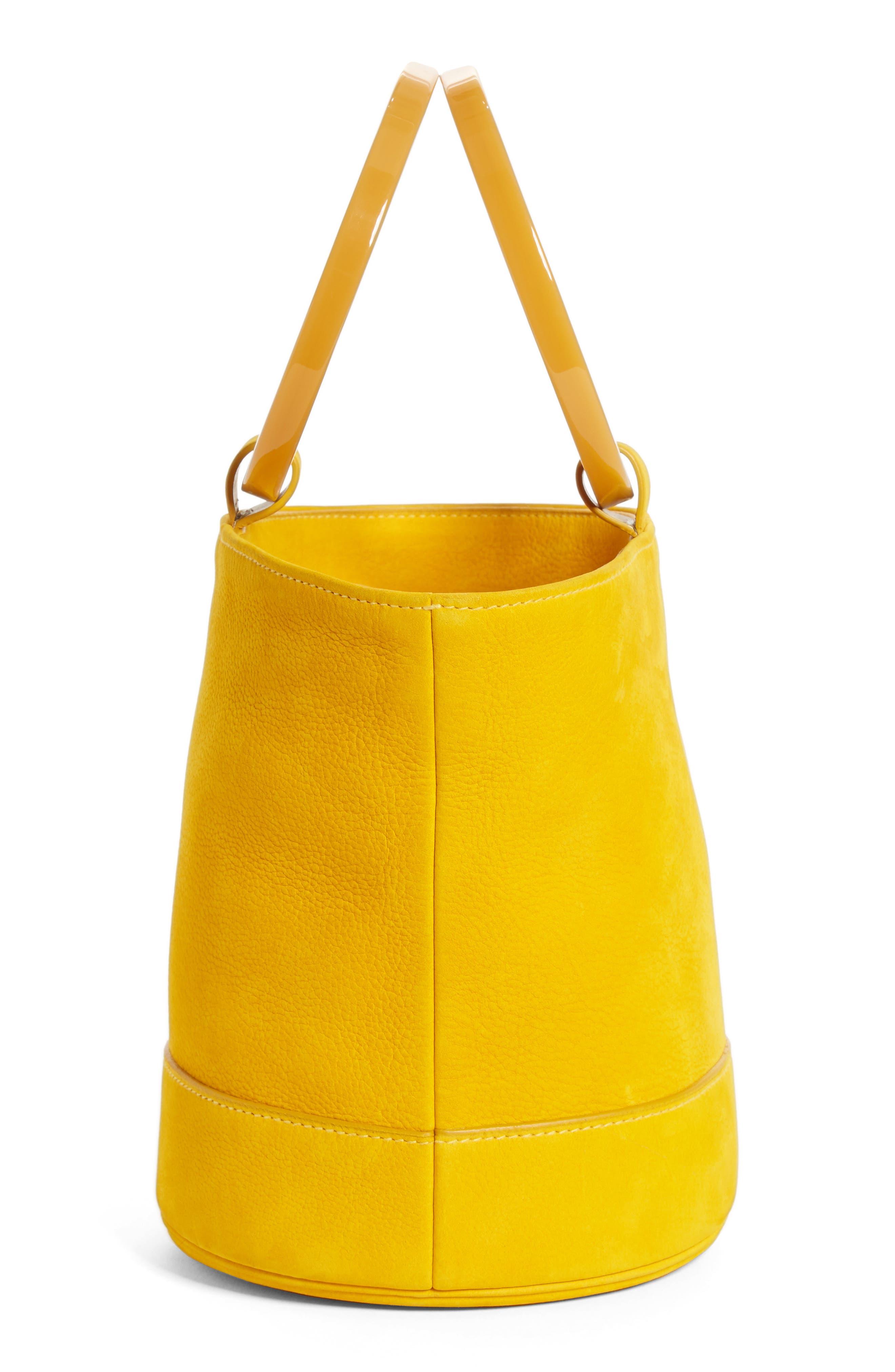 Bonsai Nubuck Bucket Bag,                             Alternate thumbnail 5, color,                             700