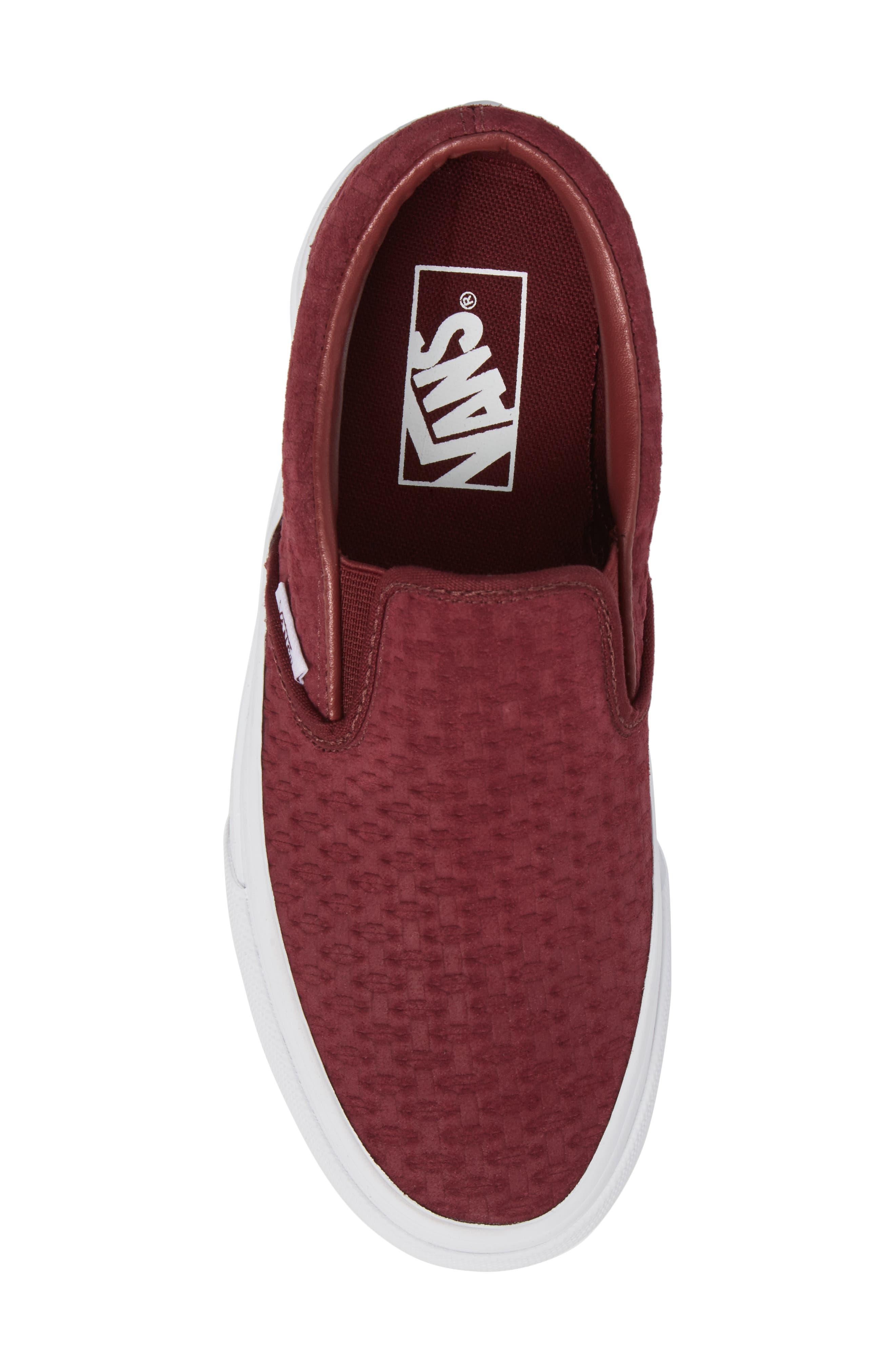Classic Slip-On Sneaker,                             Alternate thumbnail 413, color,