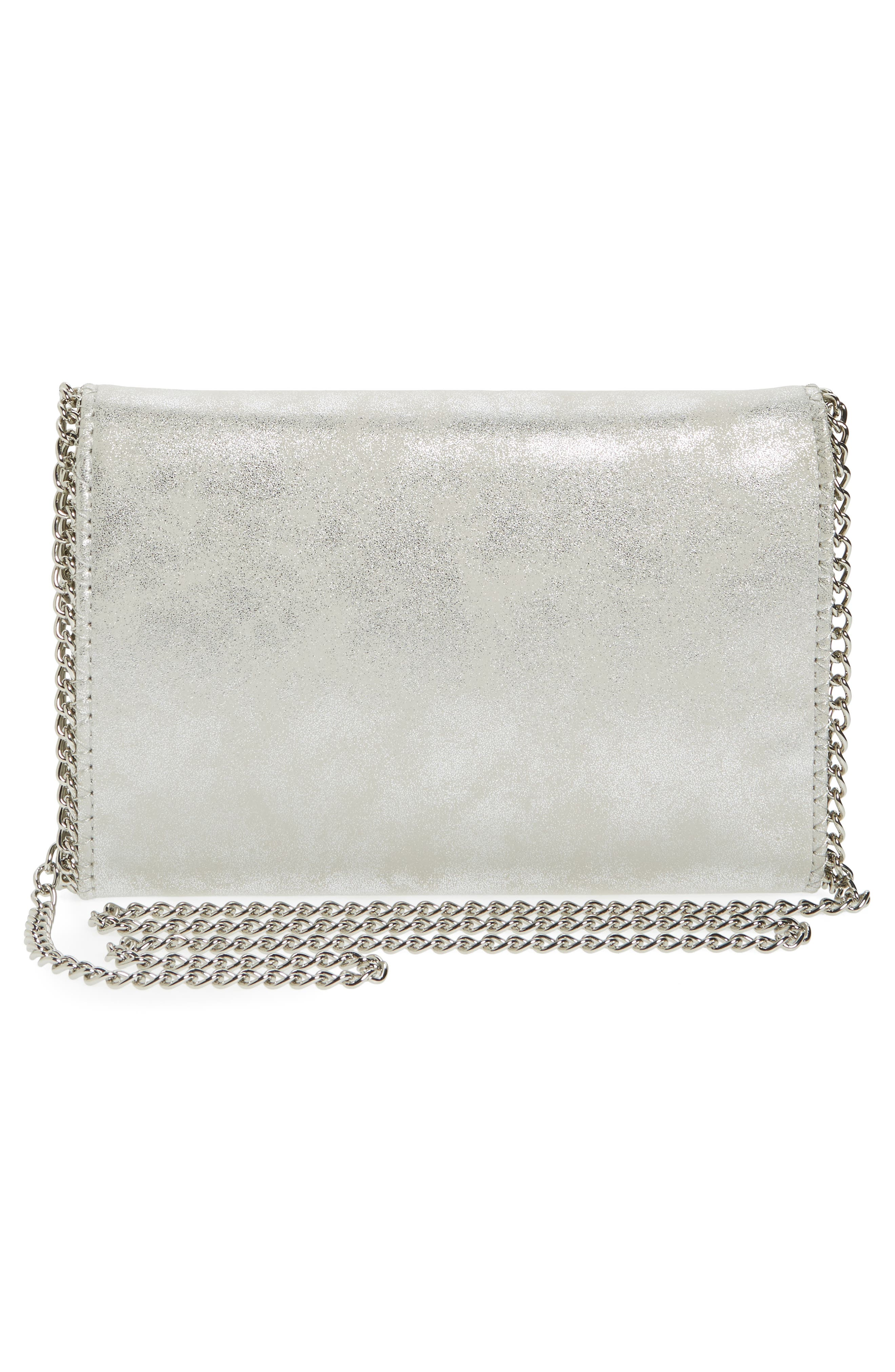 Faux Leather Crossbody Clutch,                             Alternate thumbnail 20, color,