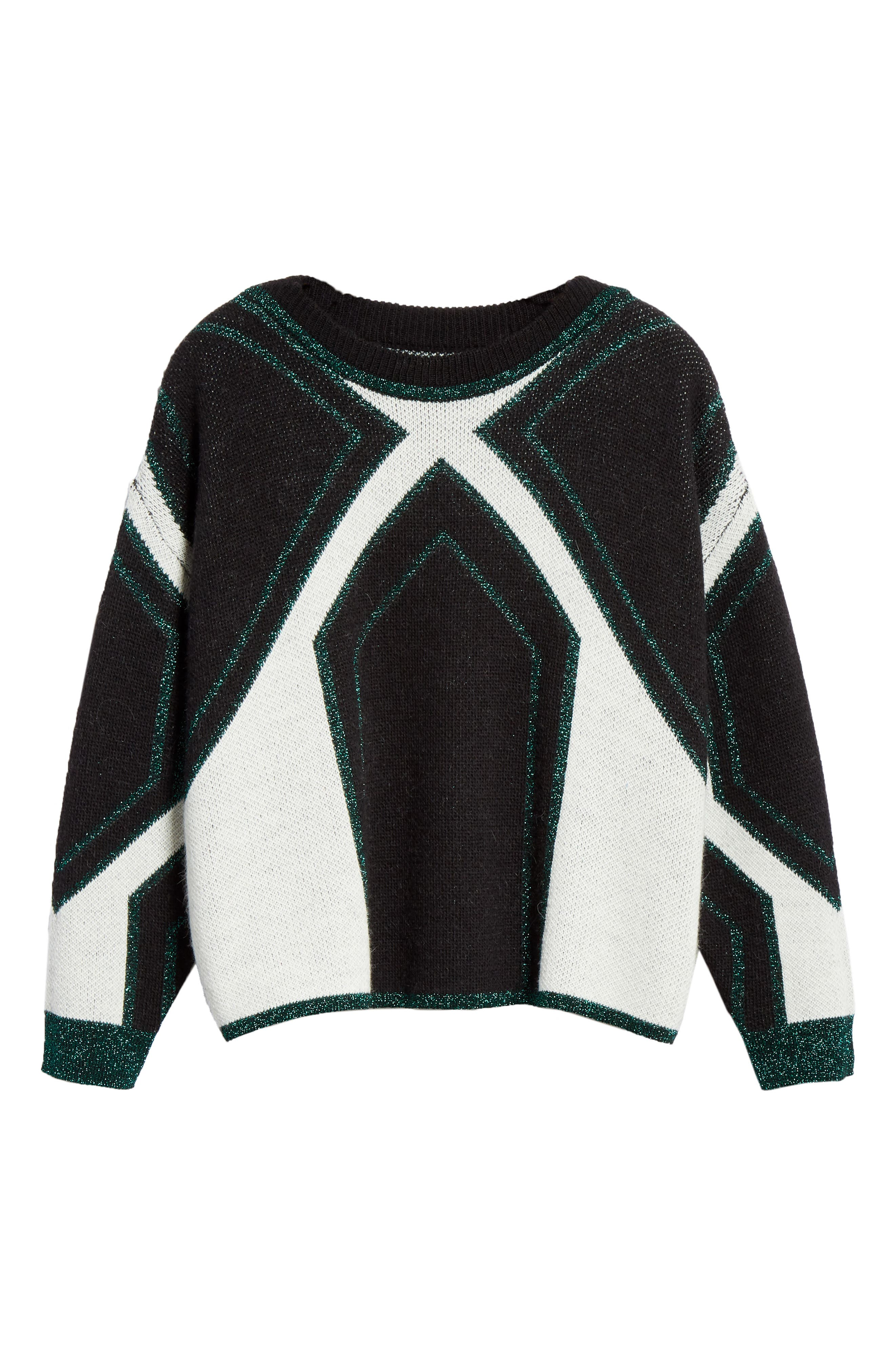 Velny Sweater,                             Alternate thumbnail 6, color,                             MULTI