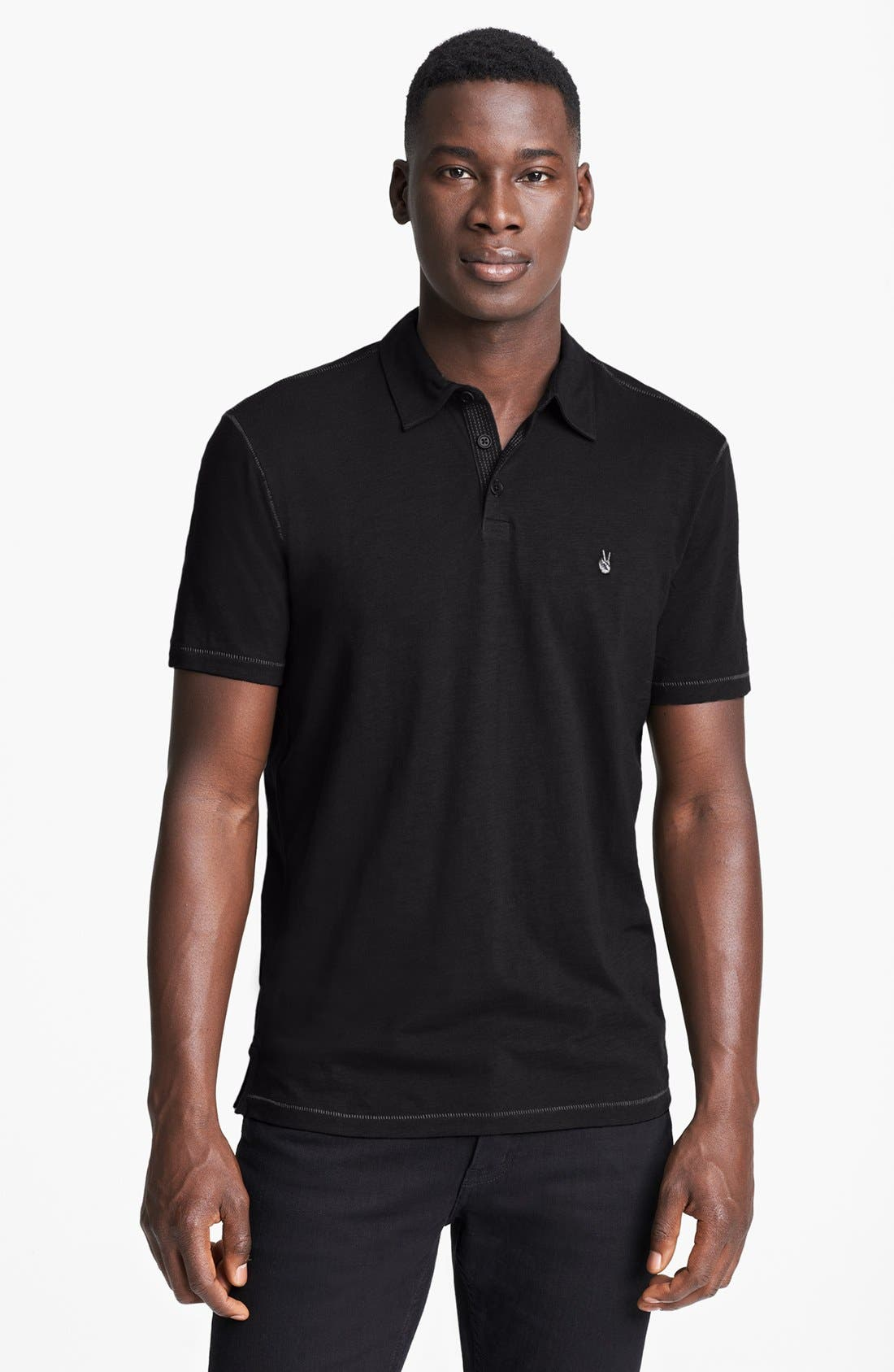 Slim Fit Polo,                             Alternate thumbnail 38, color,