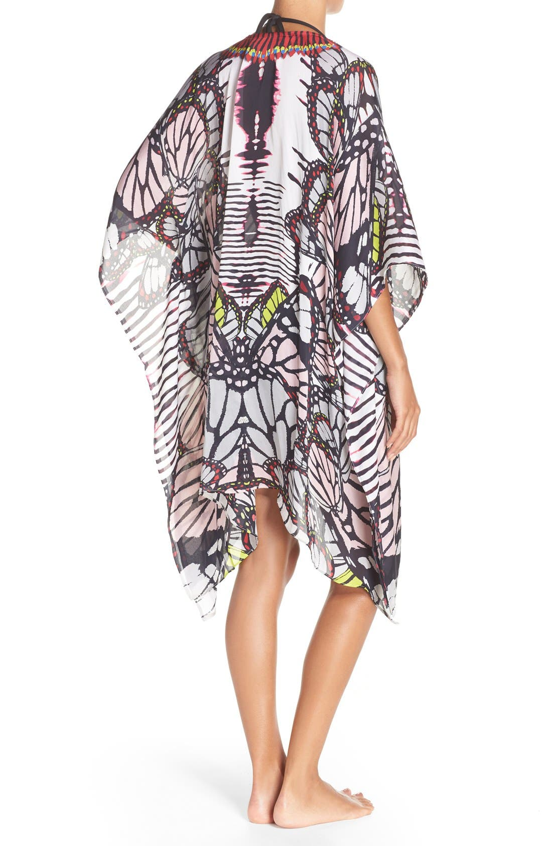 'Waikiki' Short Kaftan,                             Alternate thumbnail 7, color,