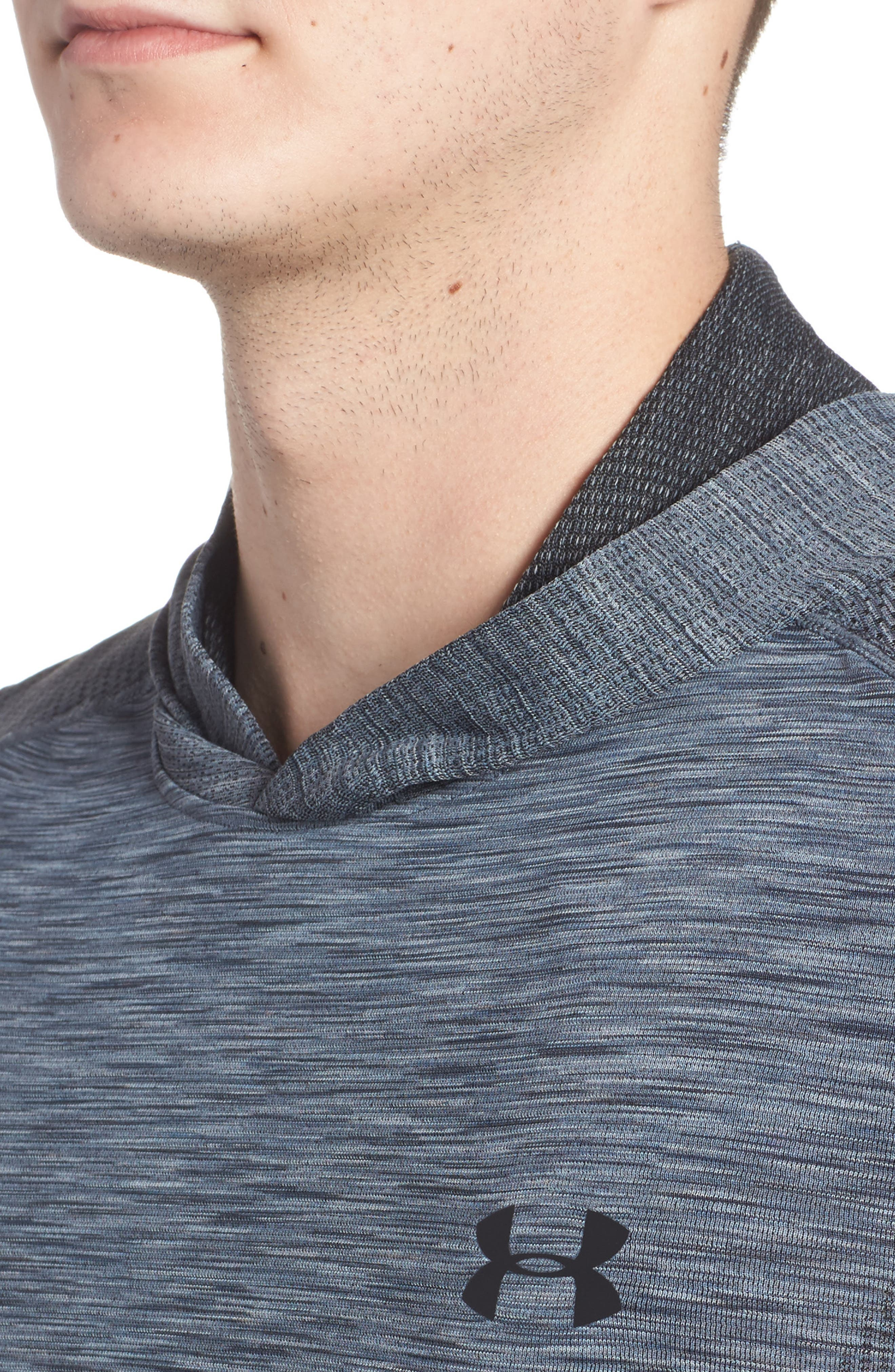 Threadbone Fitted Seamless Hoodie,                             Alternate thumbnail 20, color,