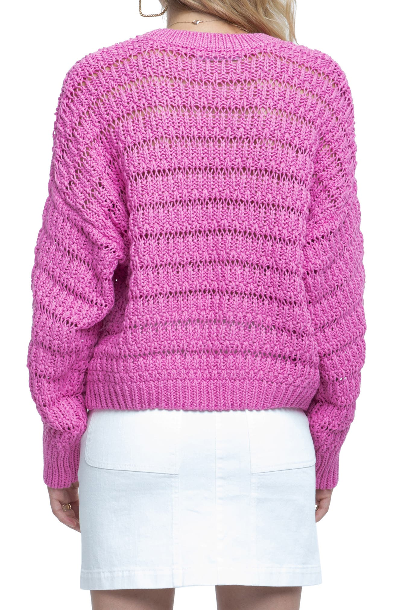 ASTR THE LABEL,                             Bobbi Sweater,                             Alternate thumbnail 2, color,                             651