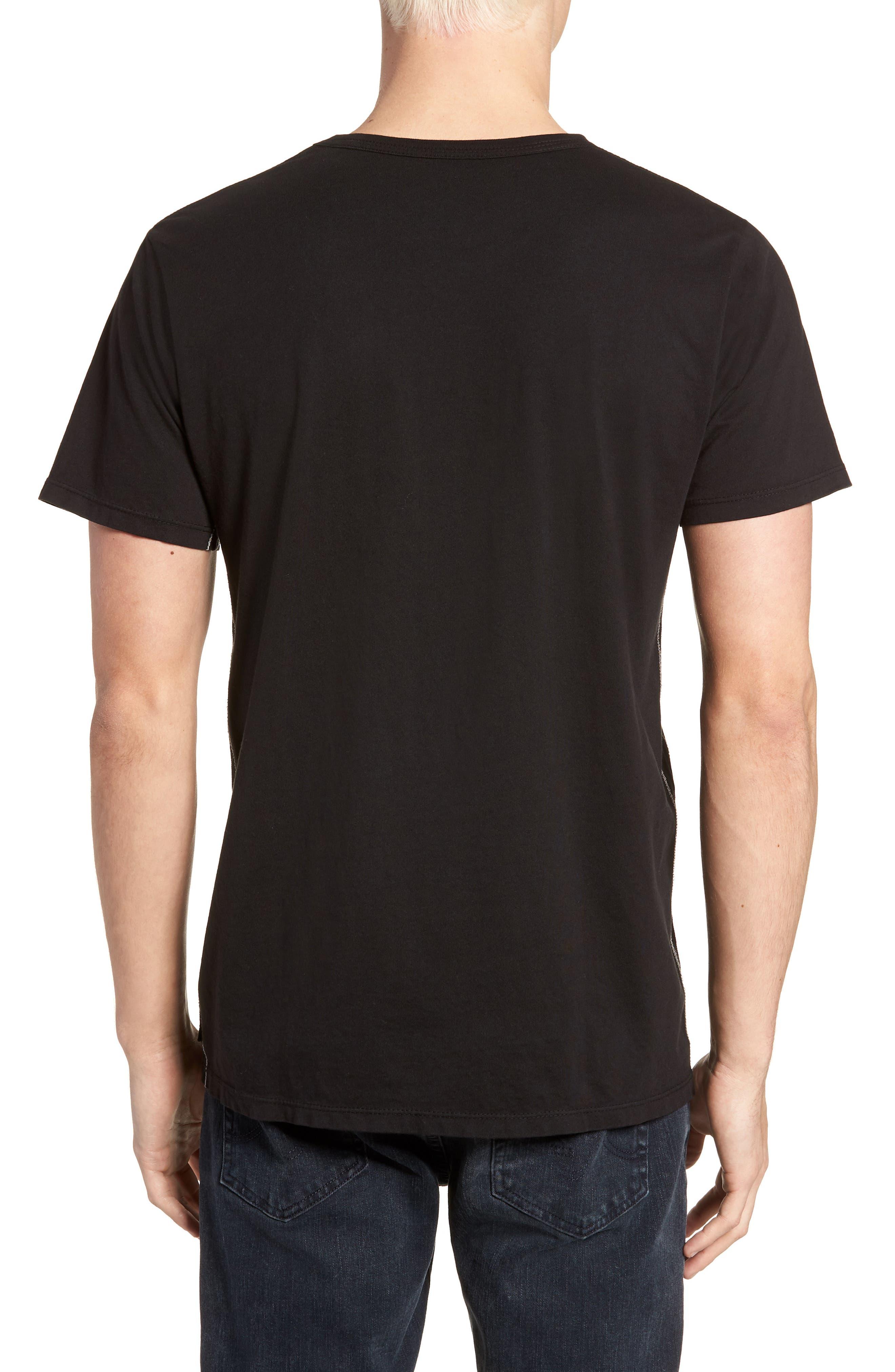 Wu-Tang Graphic T-Shirt,                             Alternate thumbnail 2, color,                             001