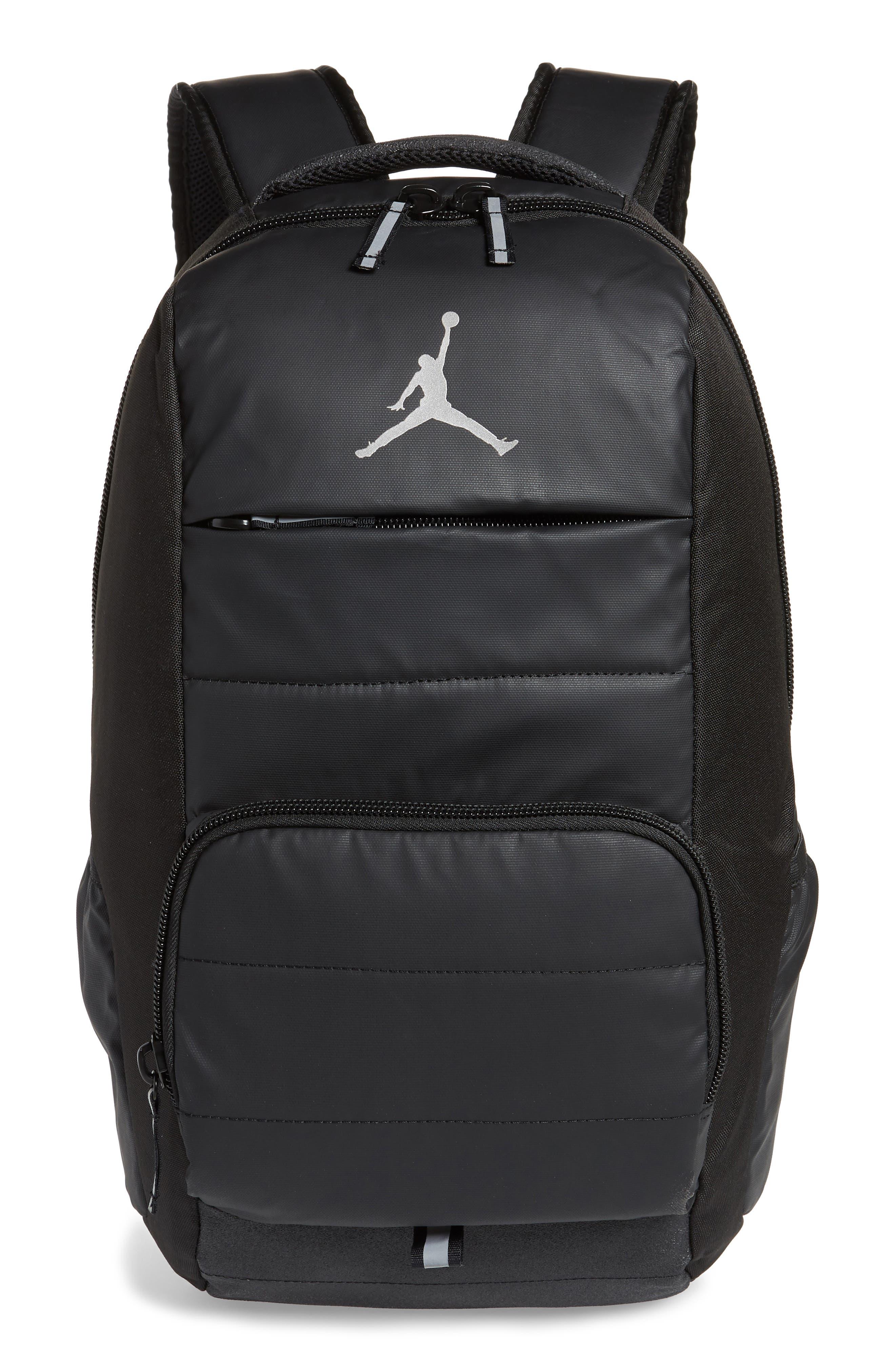 Boys Jordan All World Backpack  Black