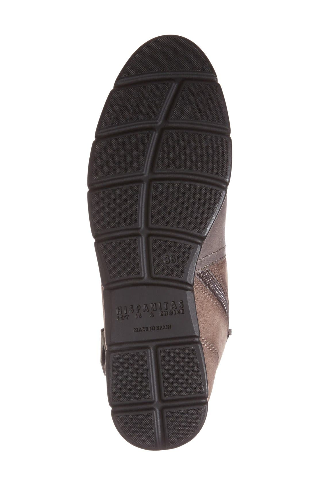'Langley' Boot,                             Alternate thumbnail 4, color,                             260