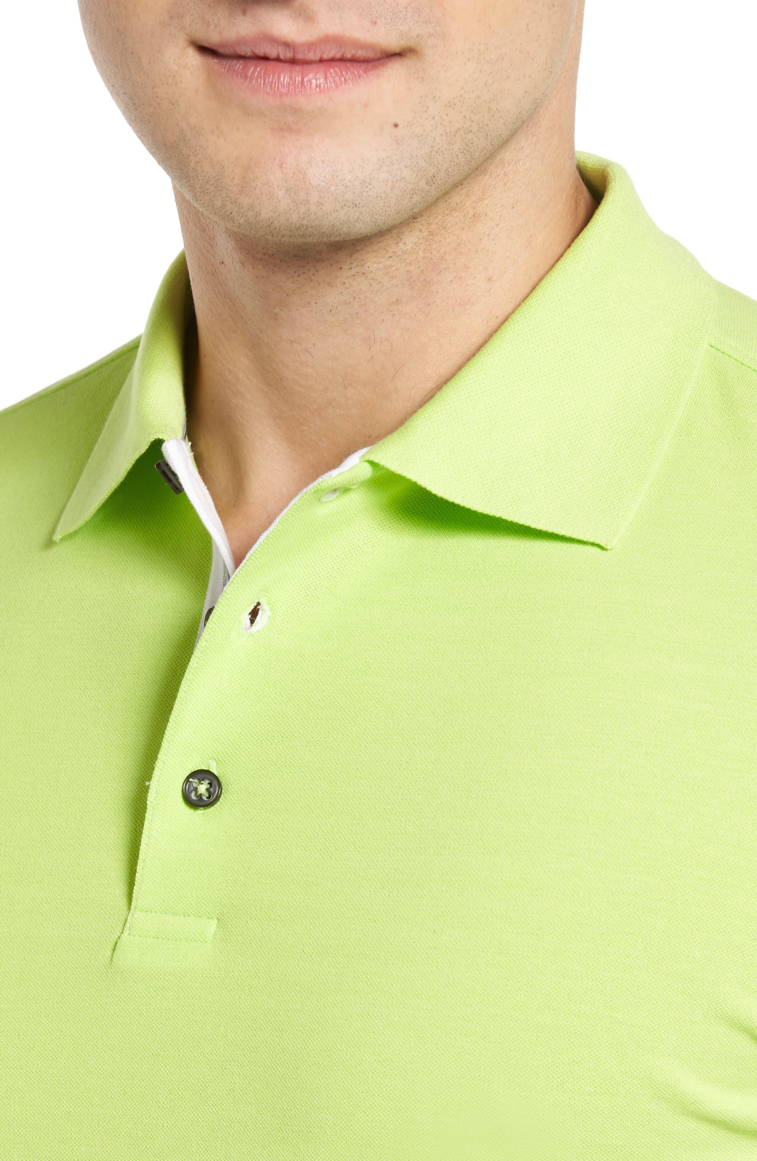 Solid Piqué Golf Polo,                             Alternate thumbnail 25, color,