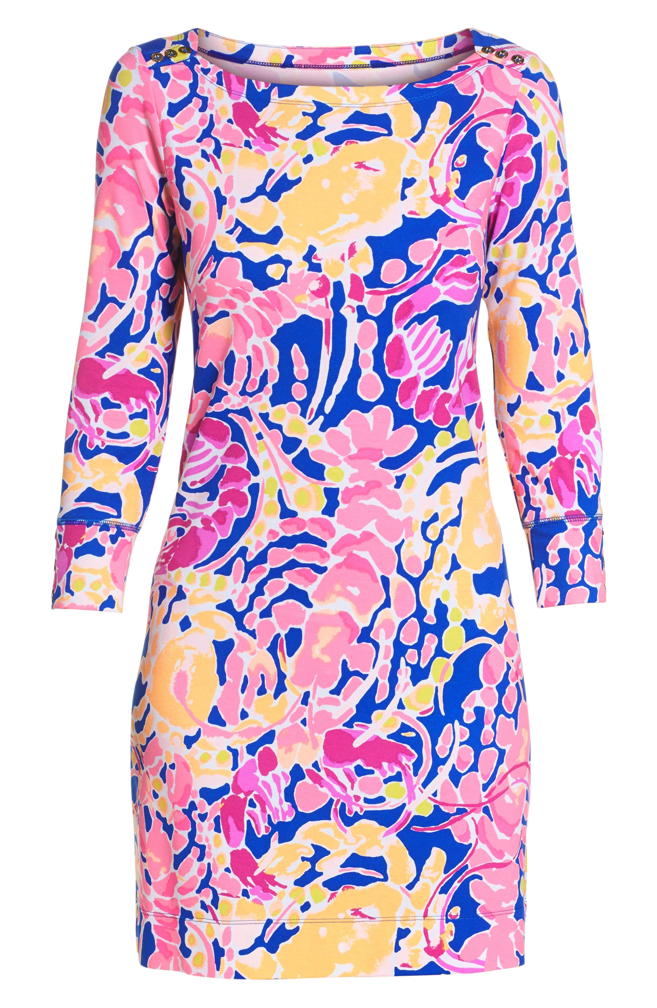 Sophie UPF 50+ Dress,                             Alternate thumbnail 7, color,                             461