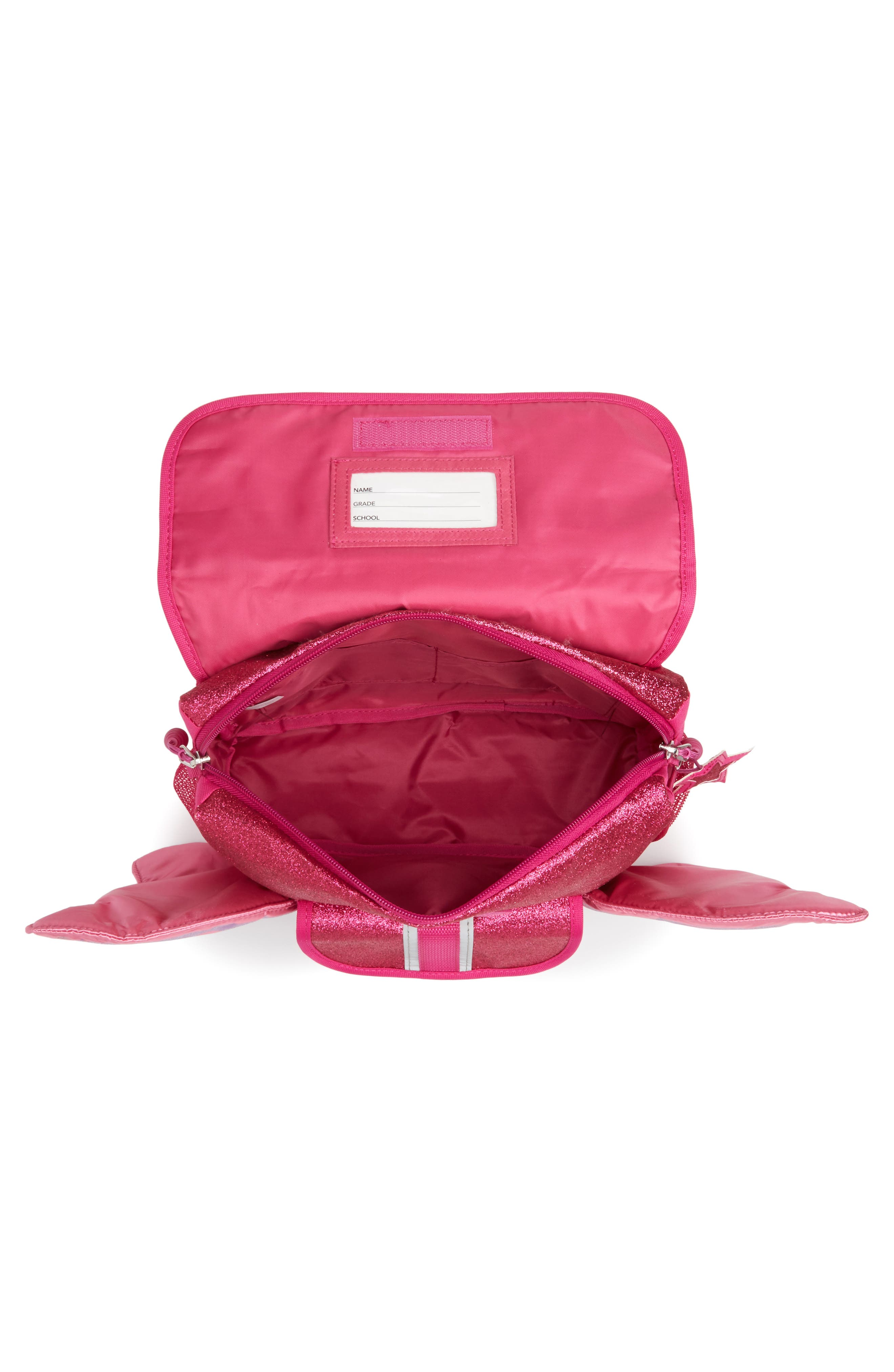 Sparkalicious Butterflyer Backpack,                             Alternate thumbnail 3, color,                             650
