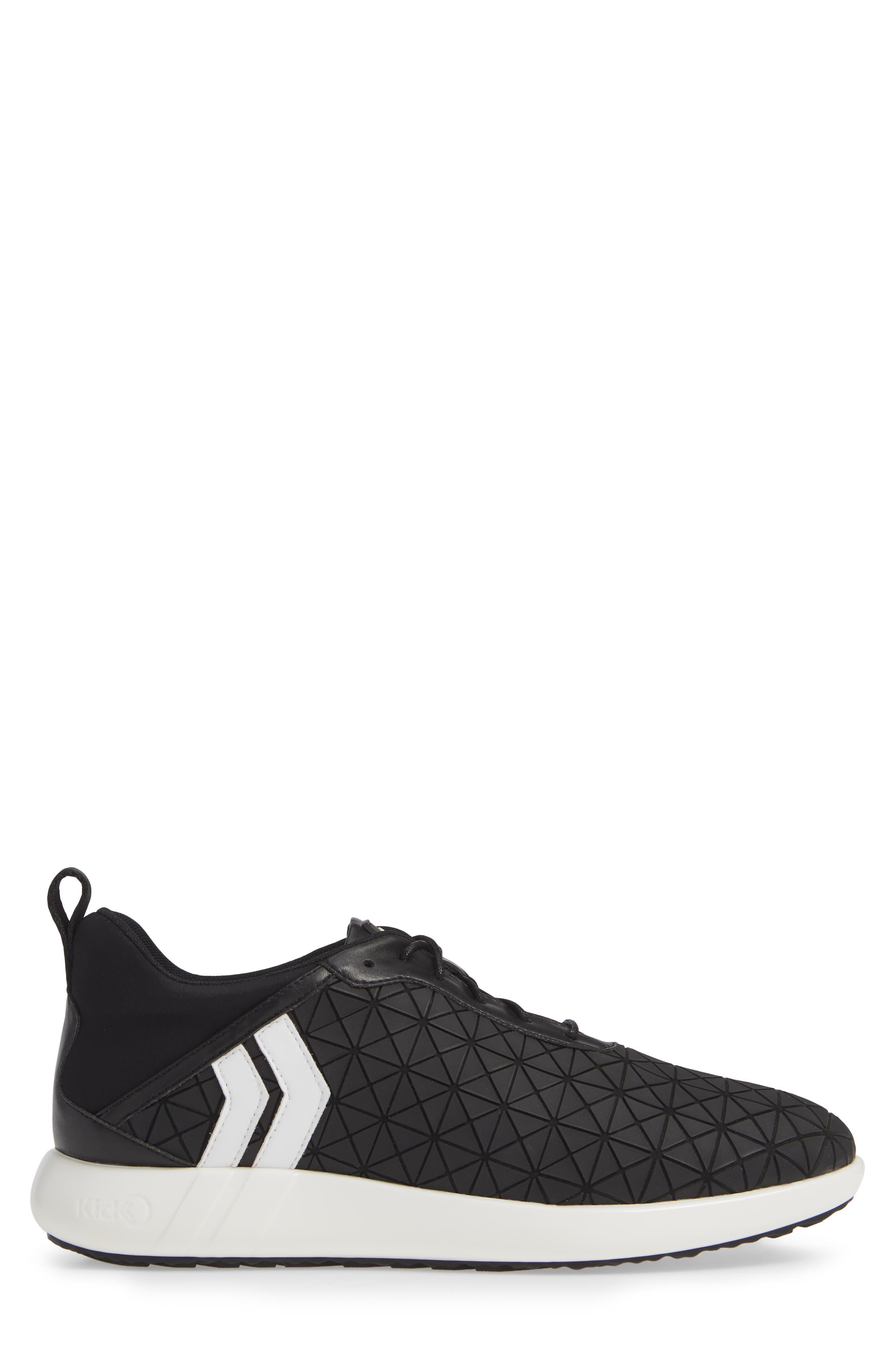 Optic Sneaker,                             Alternate thumbnail 3, color,                             001