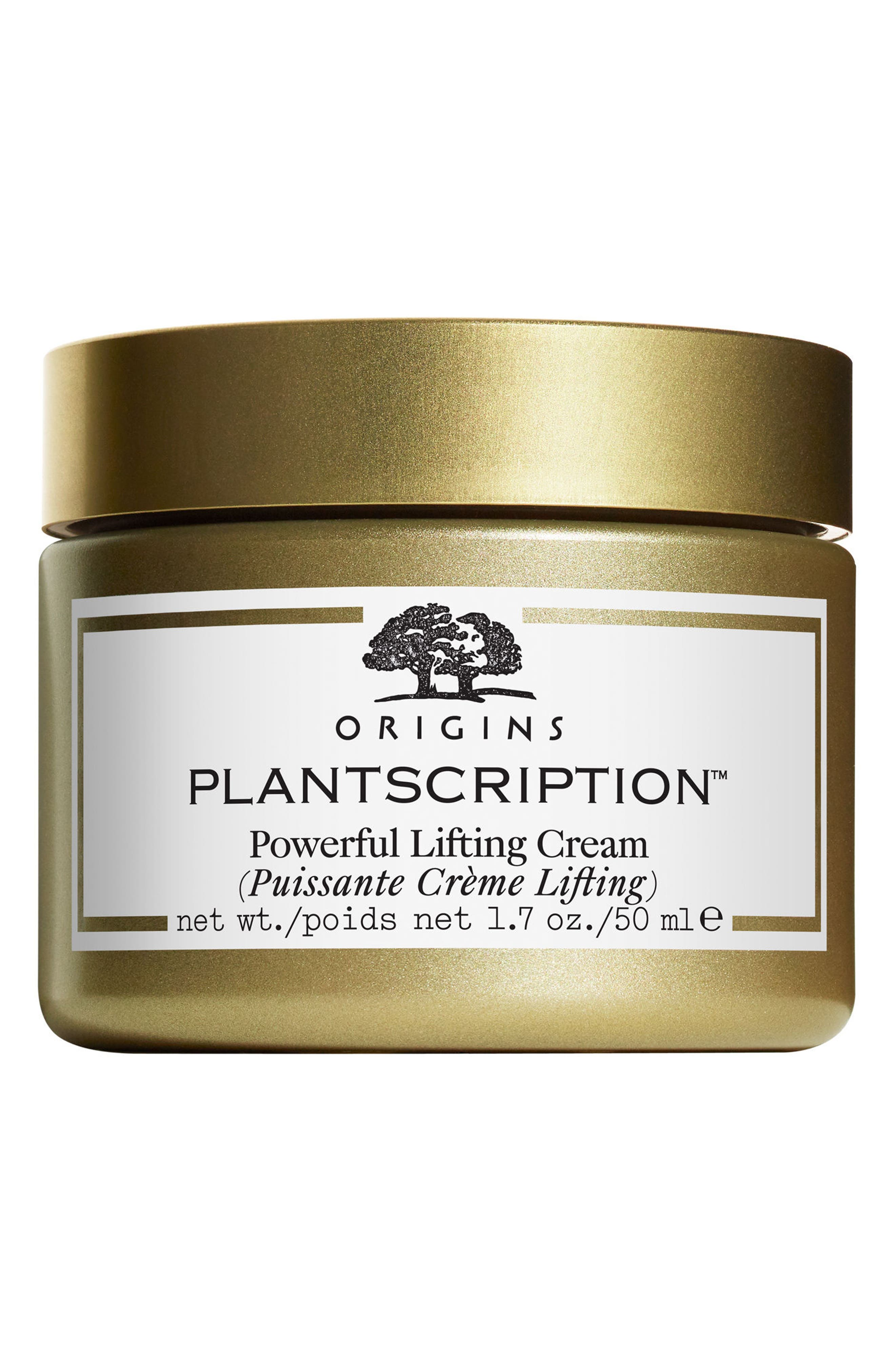 Plantscription<sup>™</sup> Powerful Lifting Cream,                             Main thumbnail 1, color,                             000