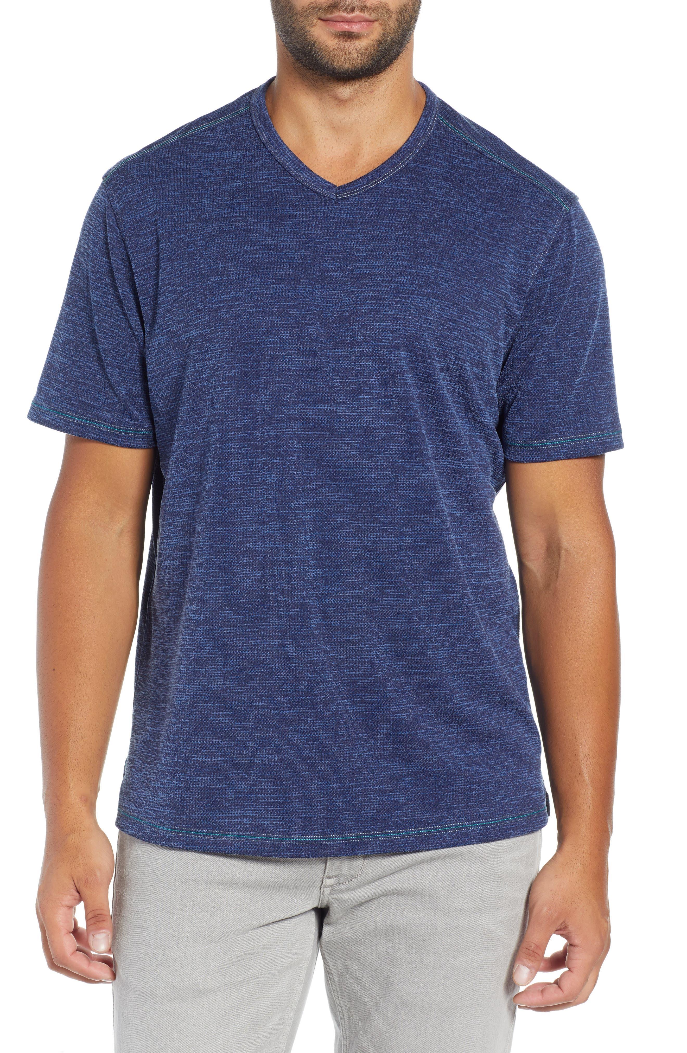 Sand Key V-Neck T-Shirt,                             Main thumbnail 6, color,