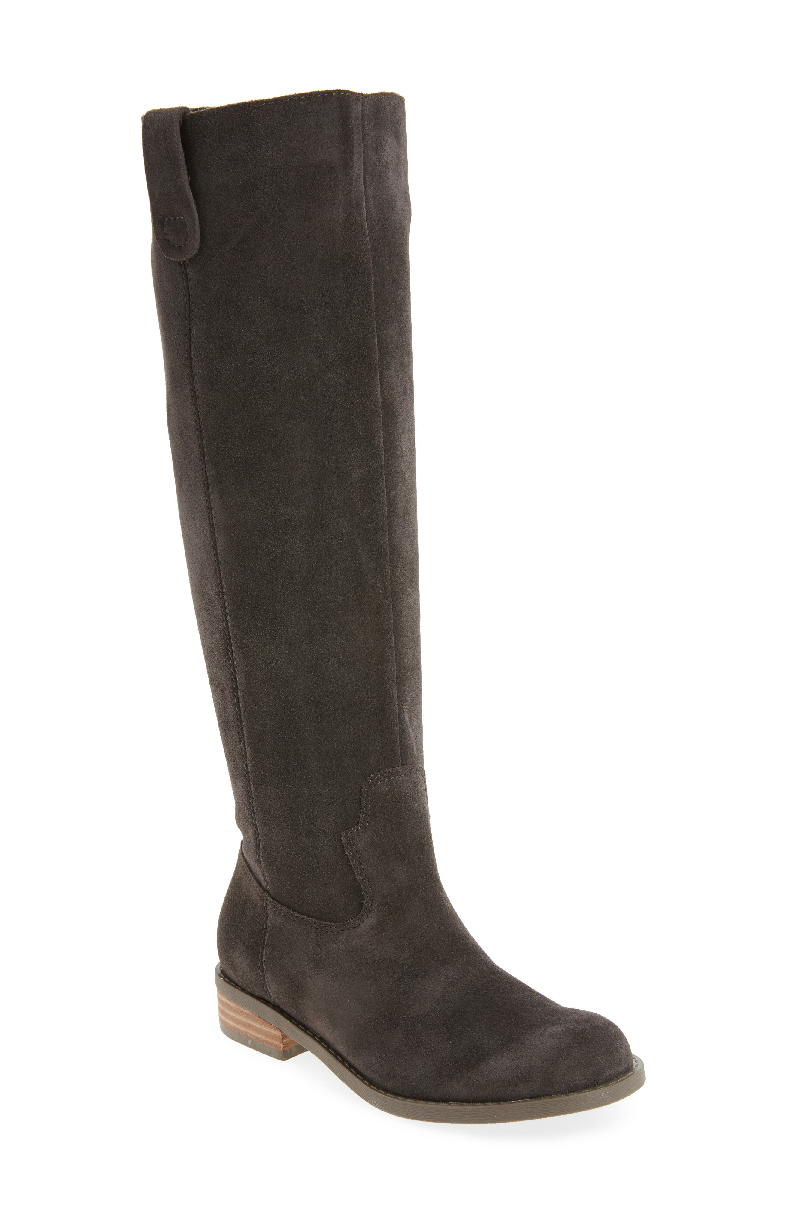 Hawn Knee High Boot,                         Main,                         color, 021