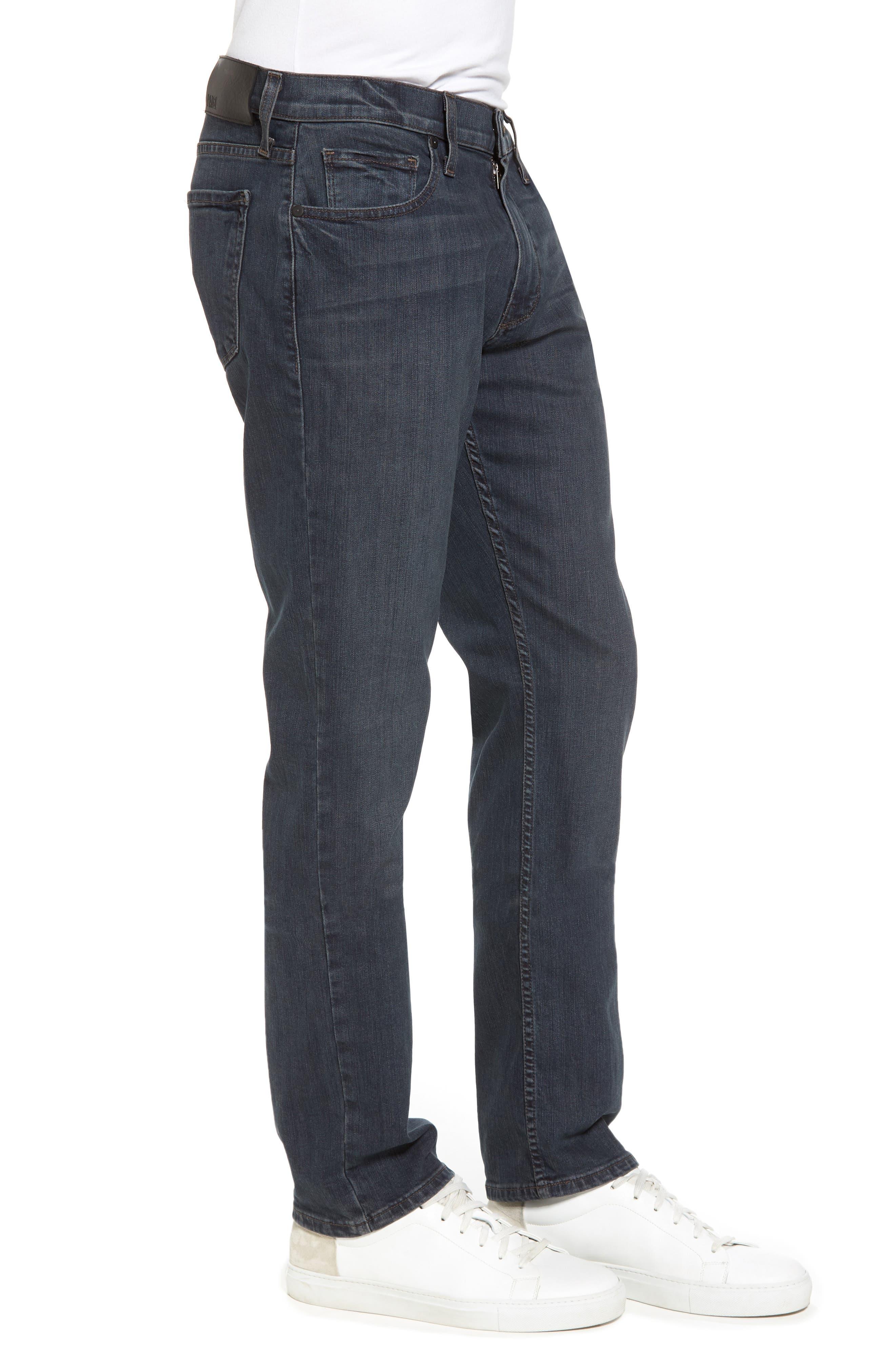 Legacy - Federal Slim Straight Leg Jeans,                             Alternate thumbnail 3, color,                             400