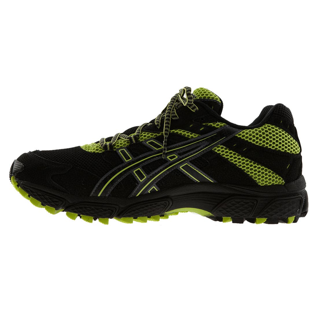 'GEL-Trail Attack<sup>®</sup> 6' Trail Running Shoe,                             Alternate thumbnail 4, color,                             005