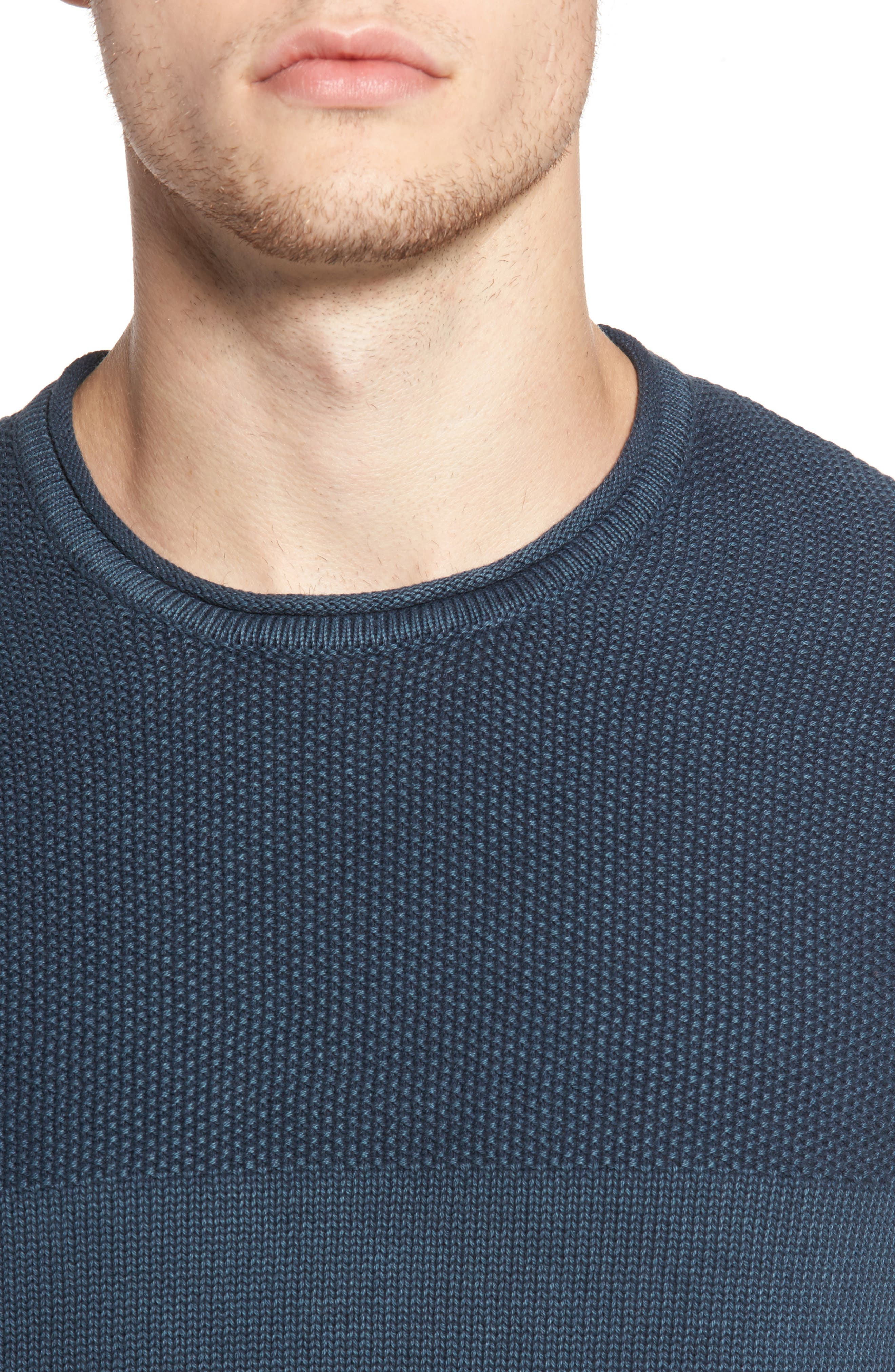 Sun Faded Sweater,                             Alternate thumbnail 8, color,
