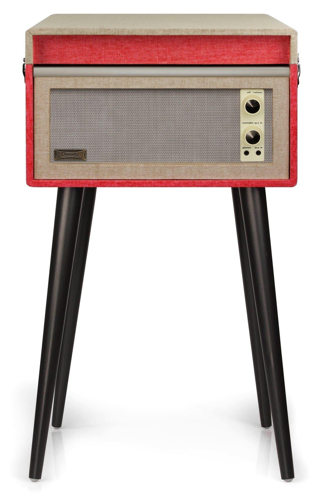 CROSLEY RADIO,                             'Bermuda' Turntable,                             Alternate thumbnail 4, color,                             600