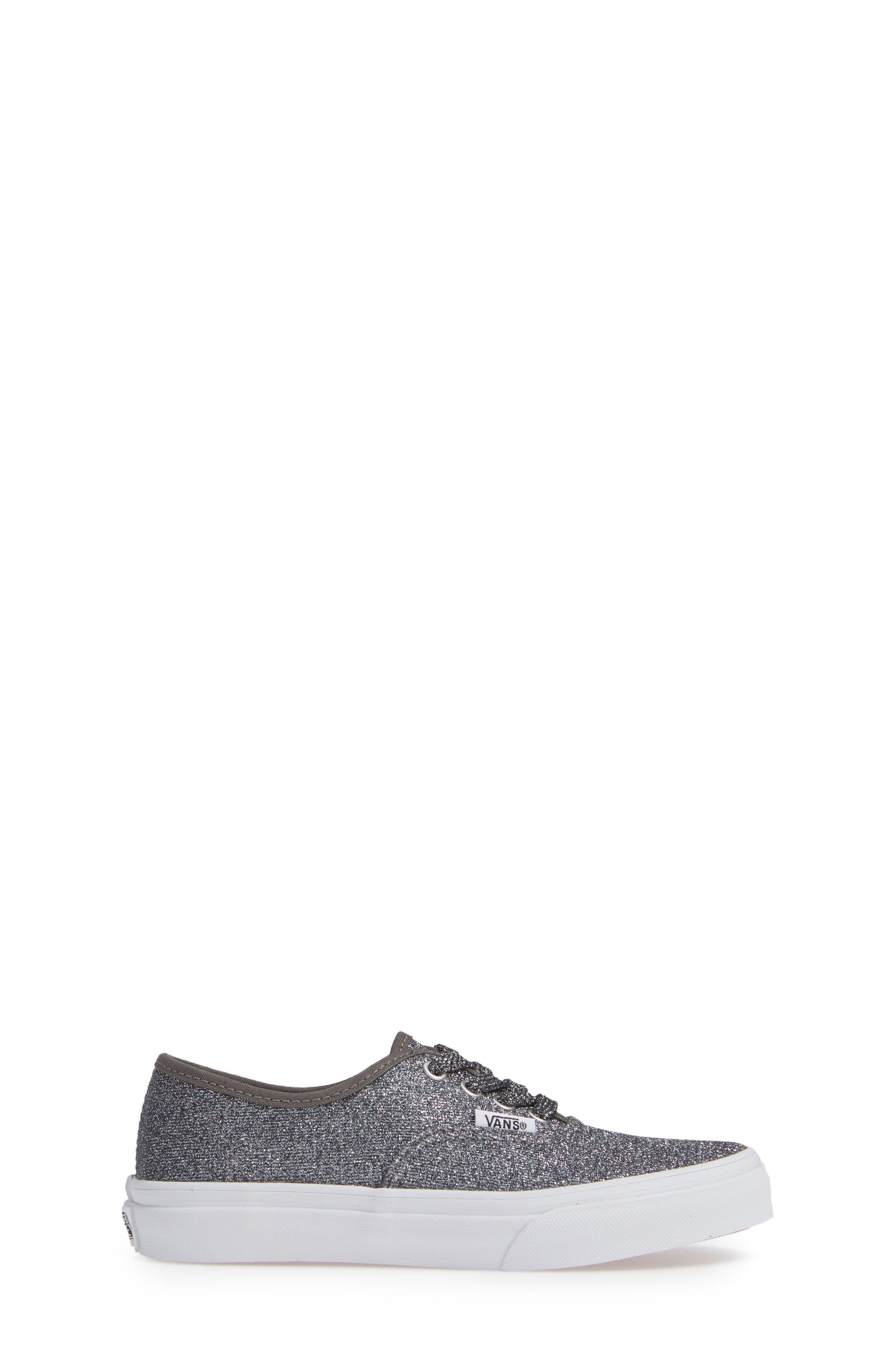 Authentic Sneaker,                             Alternate thumbnail 3, color,                             001