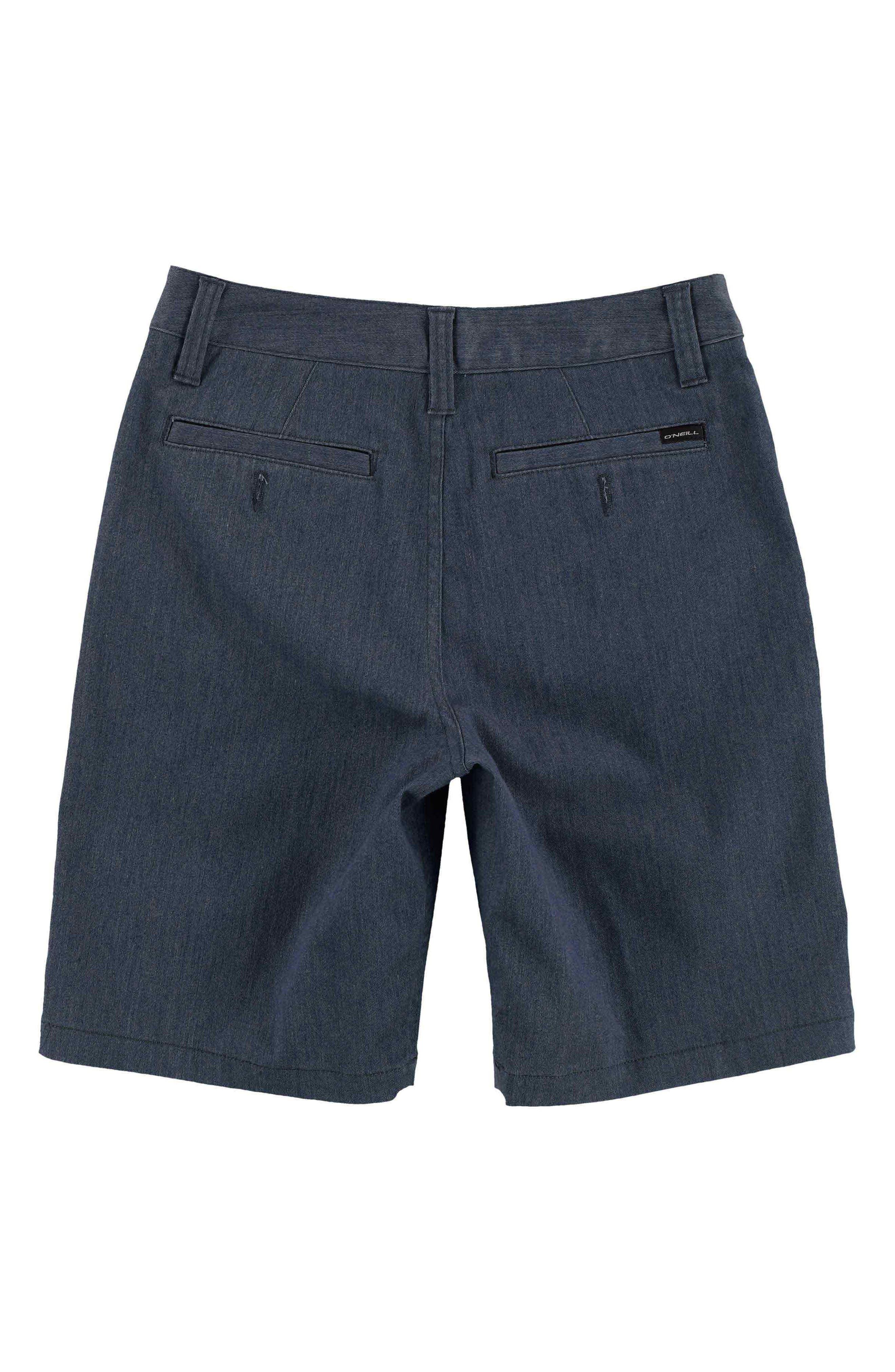 Contact Stretch Shorts,                             Main thumbnail 1, color,                             NAVY