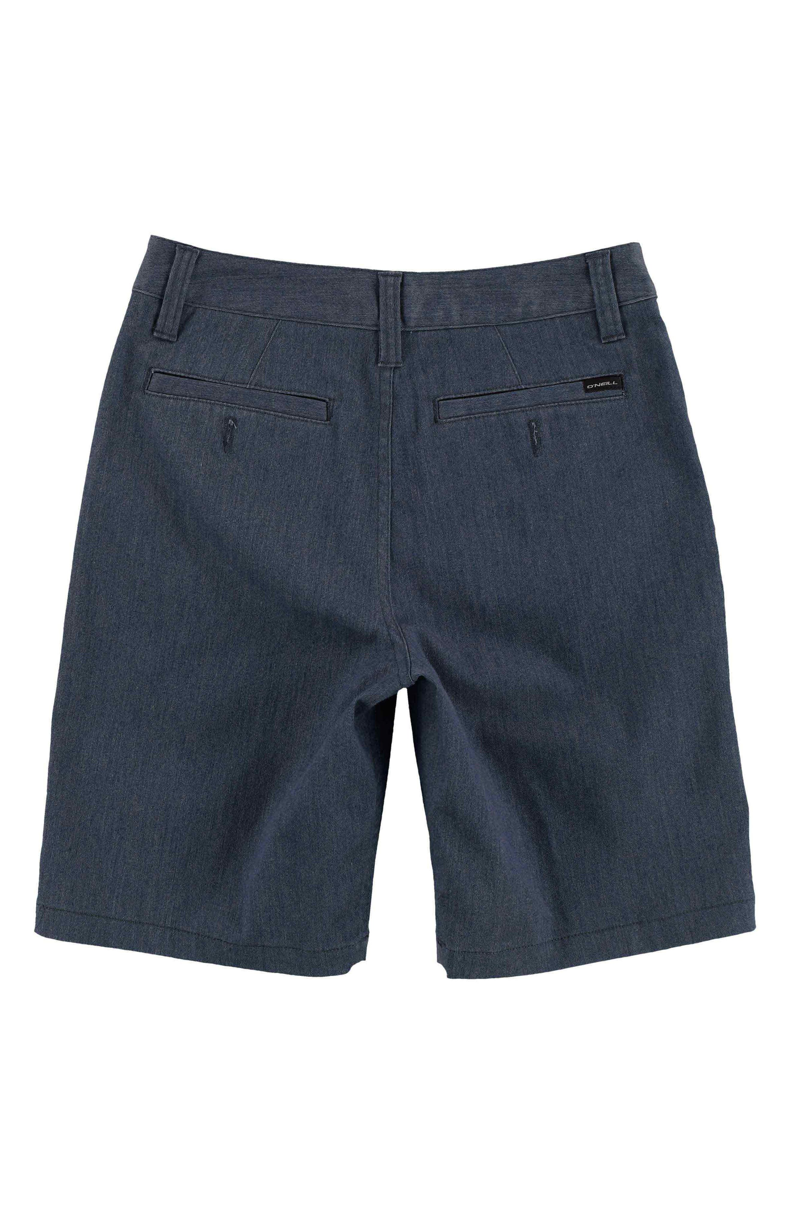 Contact Stretch Shorts,                         Main,                         color, NAVY