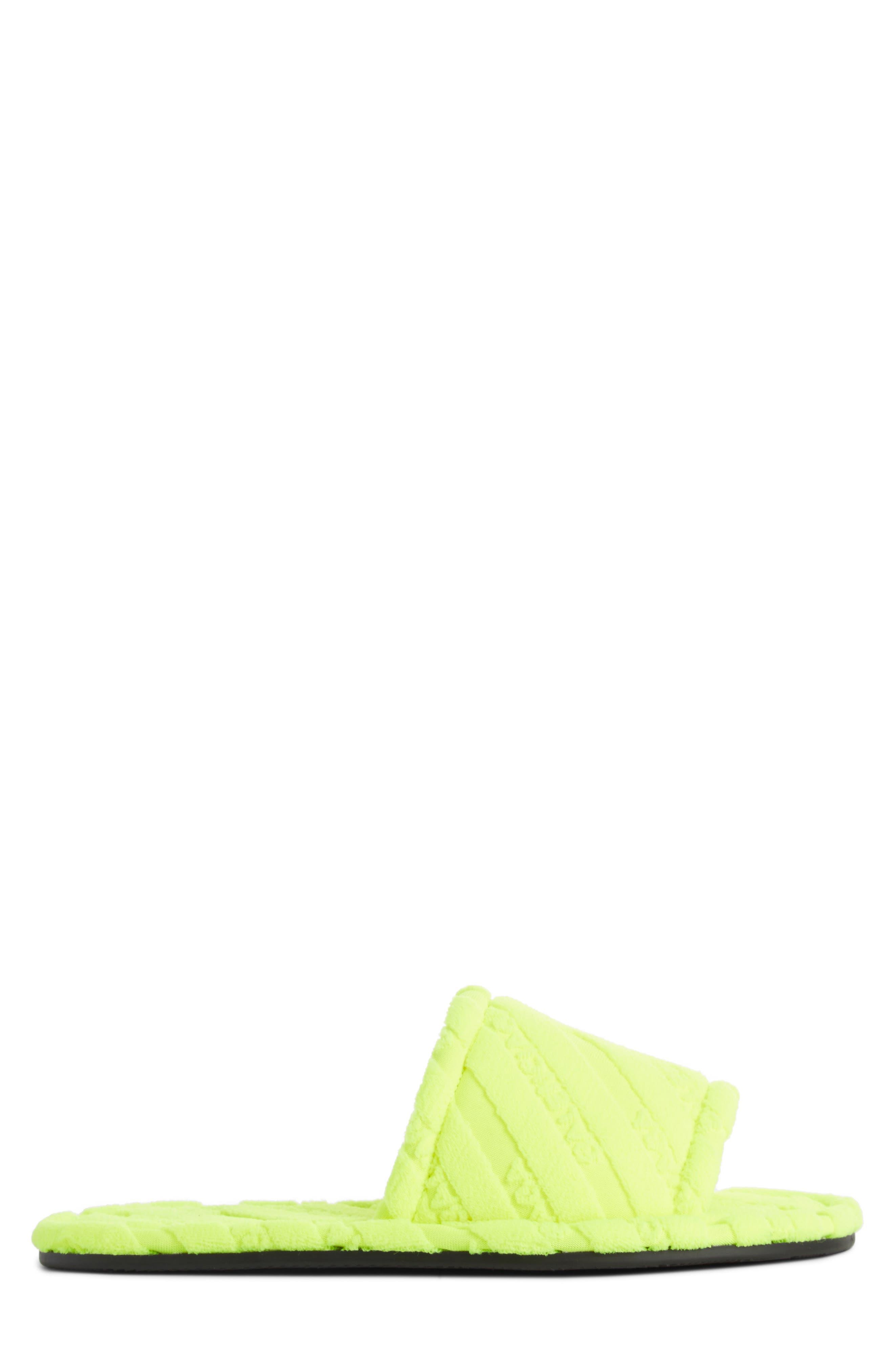 Logo Slide Sandal,                             Alternate thumbnail 3, color,                             767