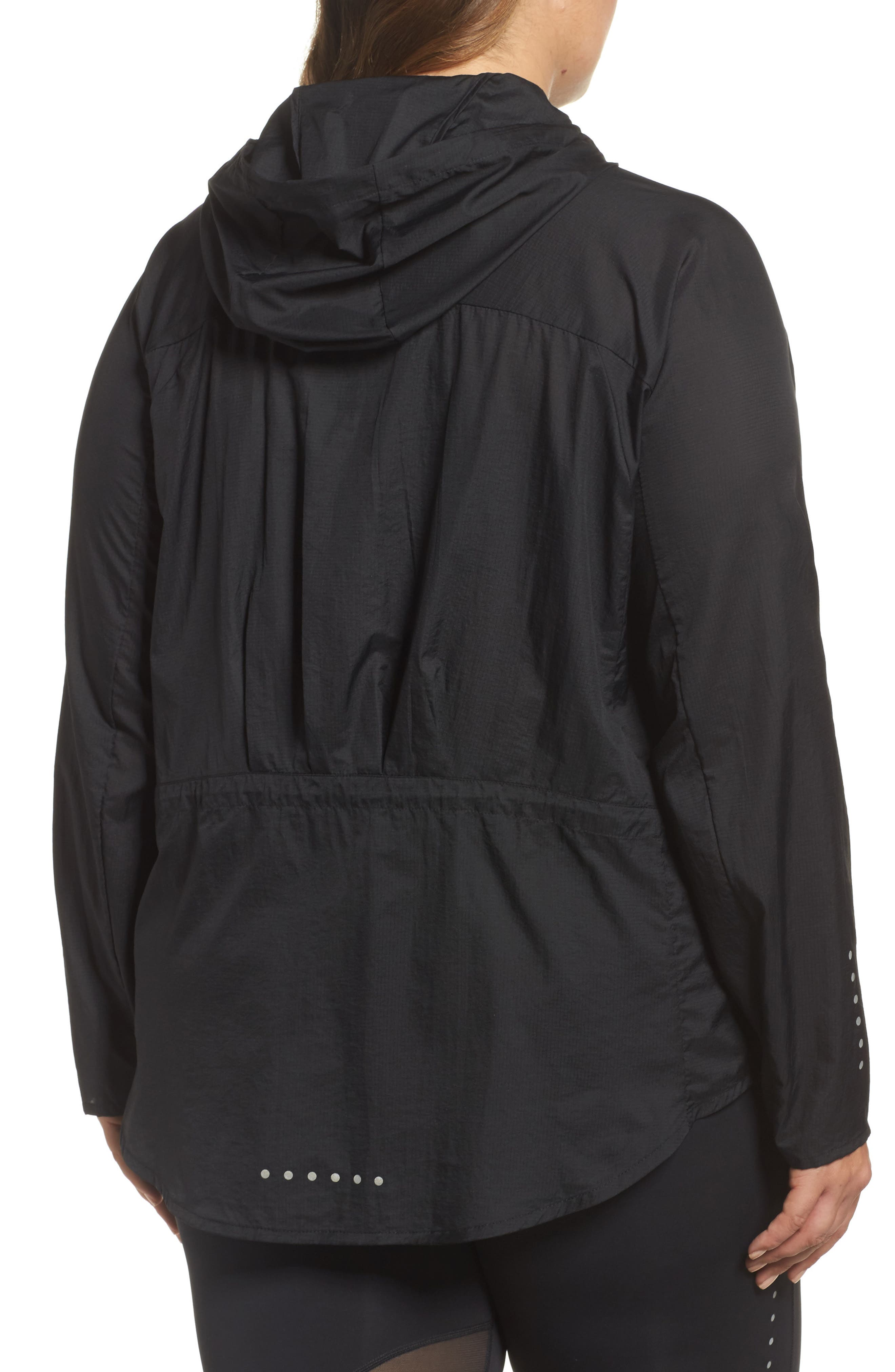 Impossibly Light Hooded Jacket,                             Alternate thumbnail 2, color,                             010