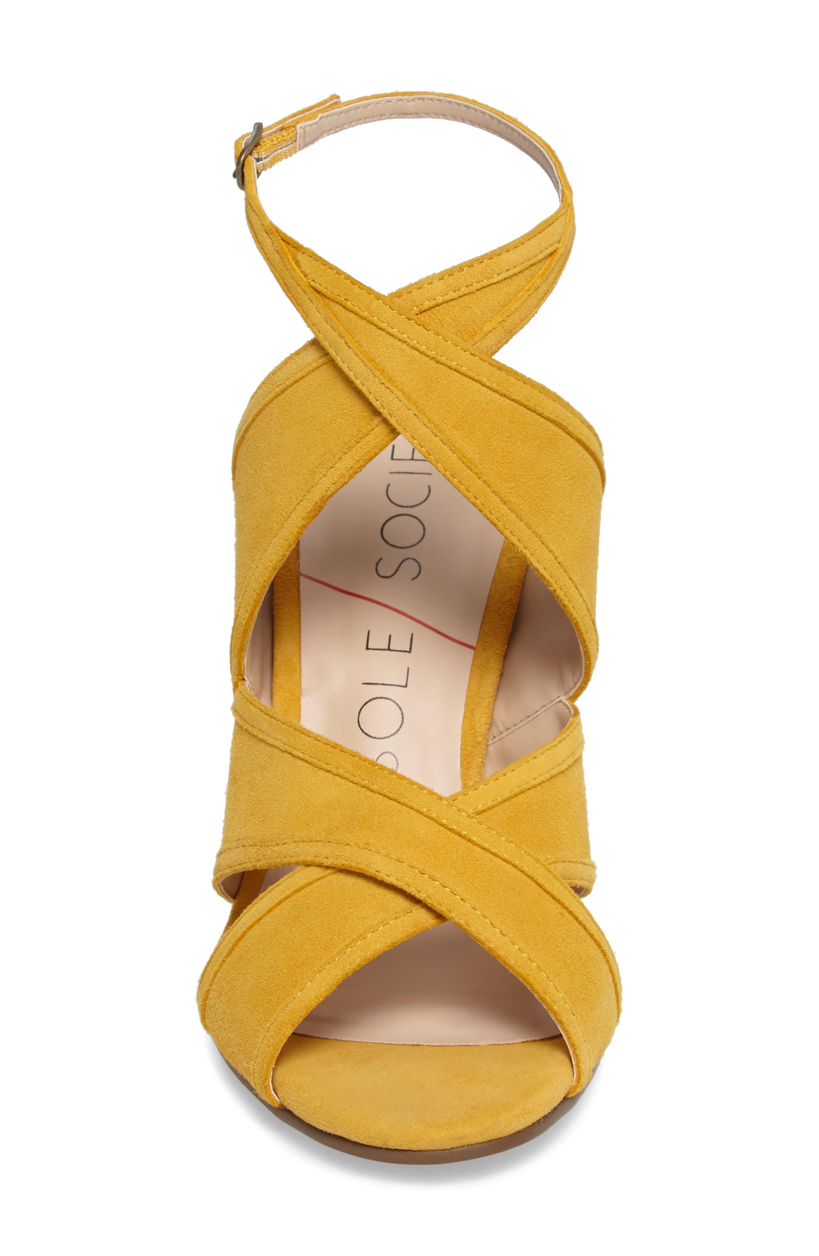 Esme Cross Strap Sandal,                             Alternate thumbnail 8, color,