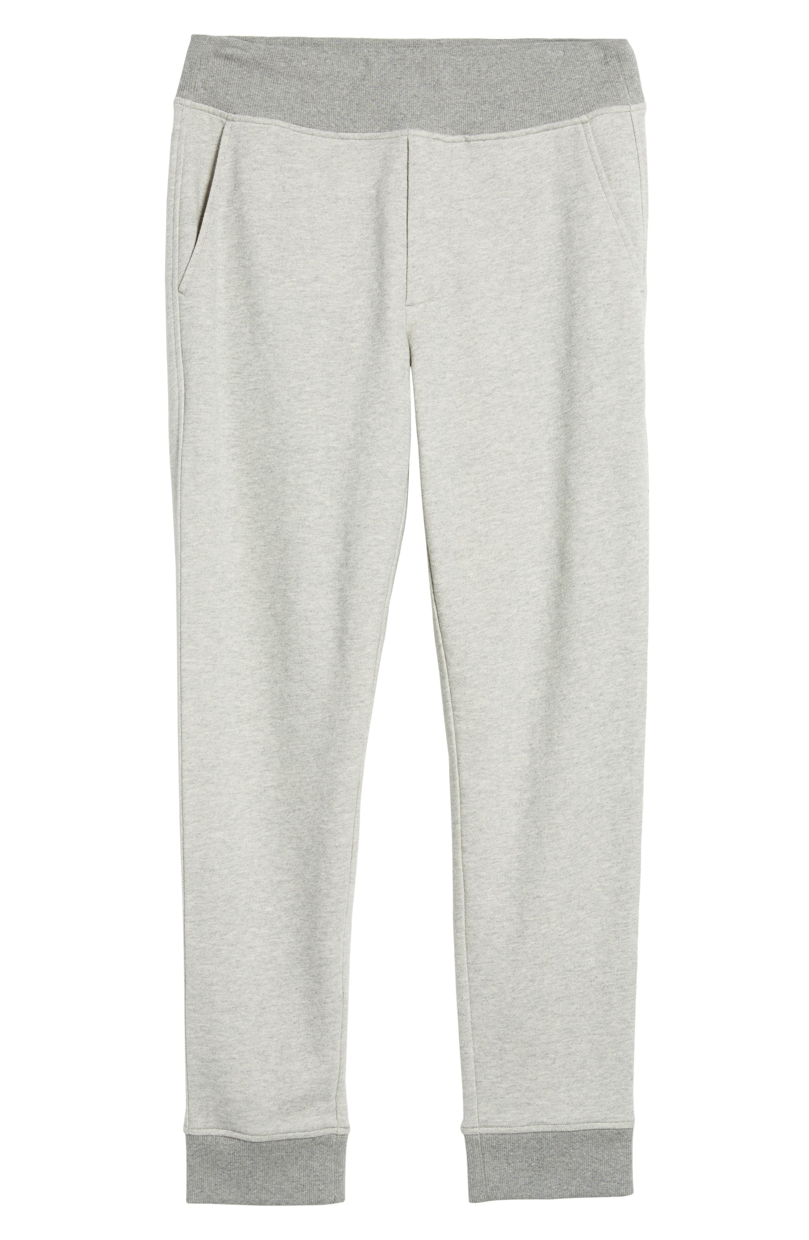French Terry Regular Fit Sweatpants,                             Alternate thumbnail 12, color,