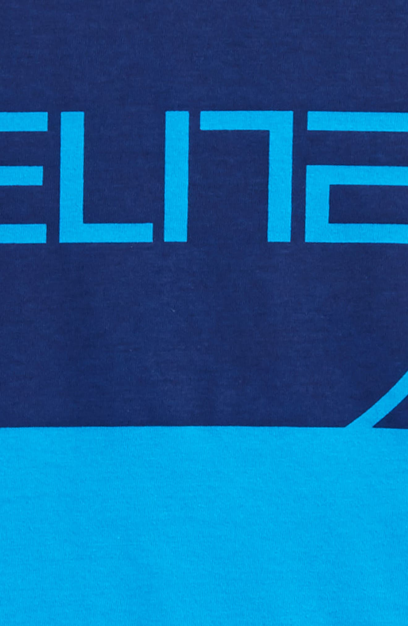 Dry Elite Logo T-Shirt,                             Alternate thumbnail 7, color,