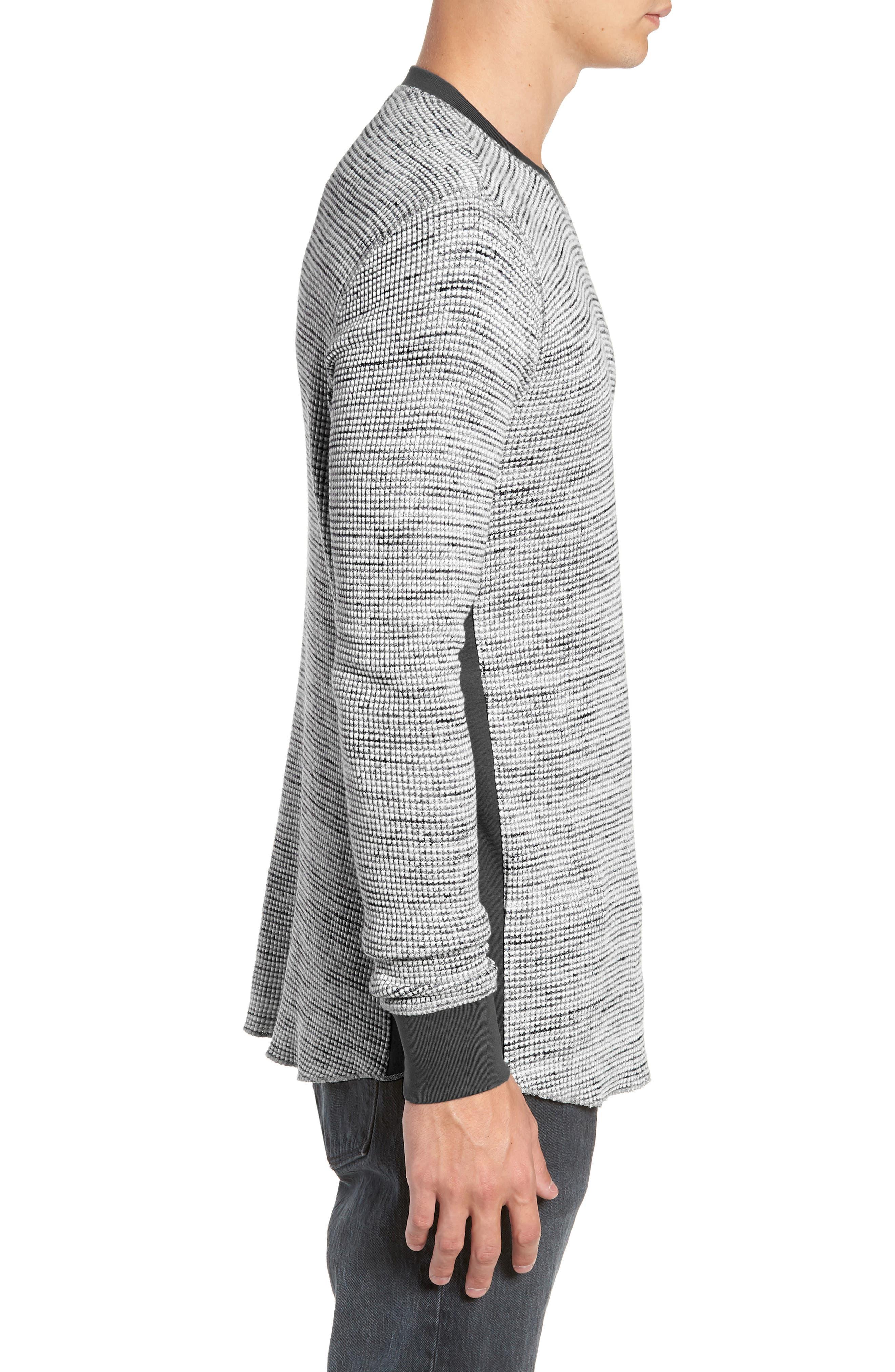 Neps Longline Thermal Shirt,                             Alternate thumbnail 3, color,                             020