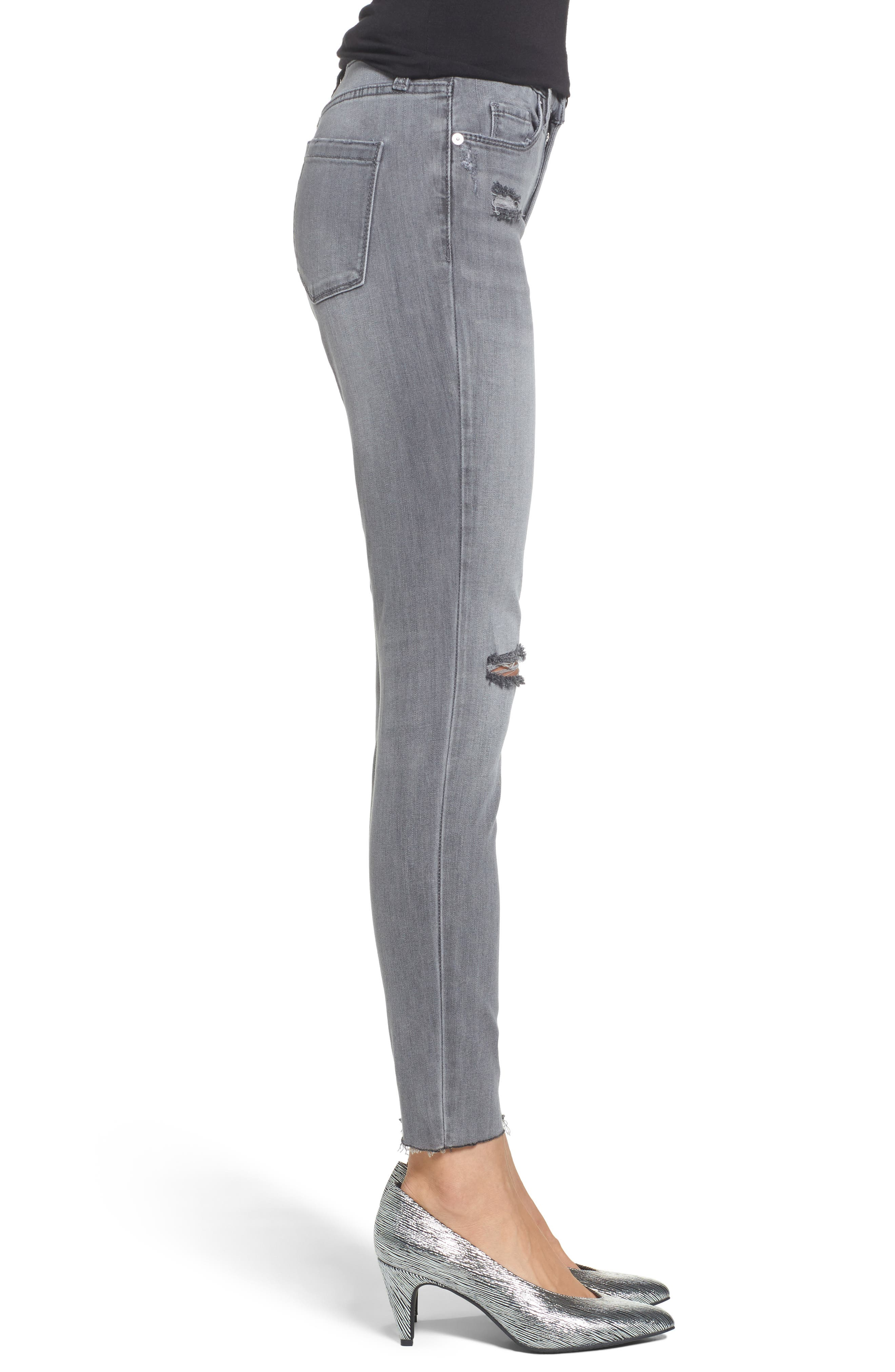 Tequila Royale Skinny Jeans,                             Alternate thumbnail 3, color,