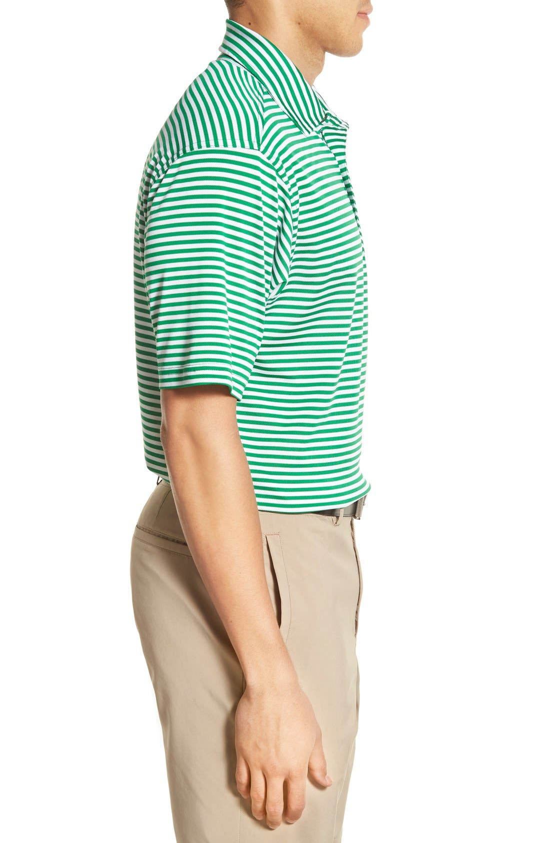 XH2O Feed Stripe Stretch Golf Polo,                             Alternate thumbnail 44, color,