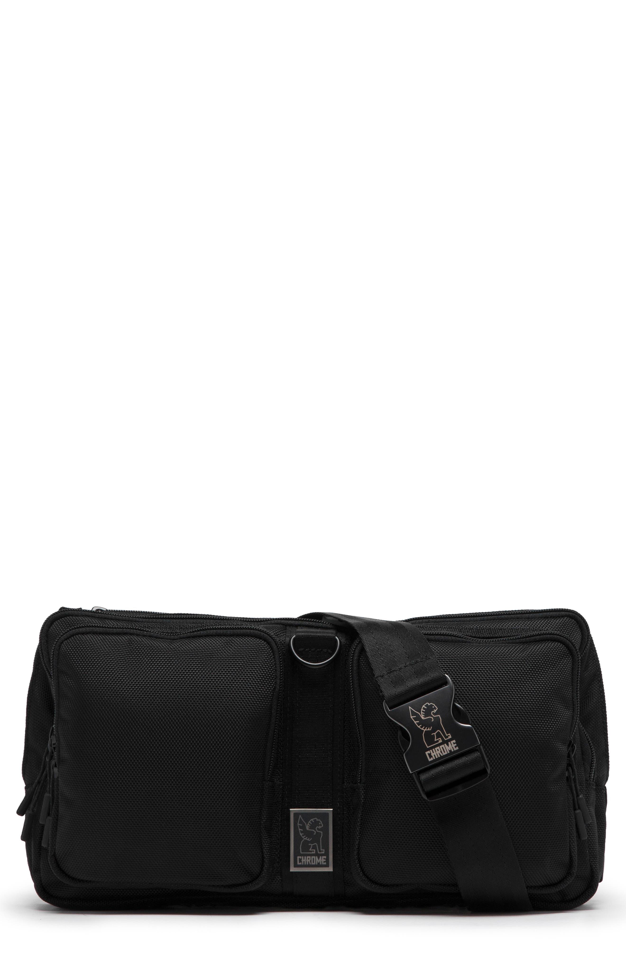 MXD Segment Sling Bag,                             Main thumbnail 1, color,                             ALL BLACK