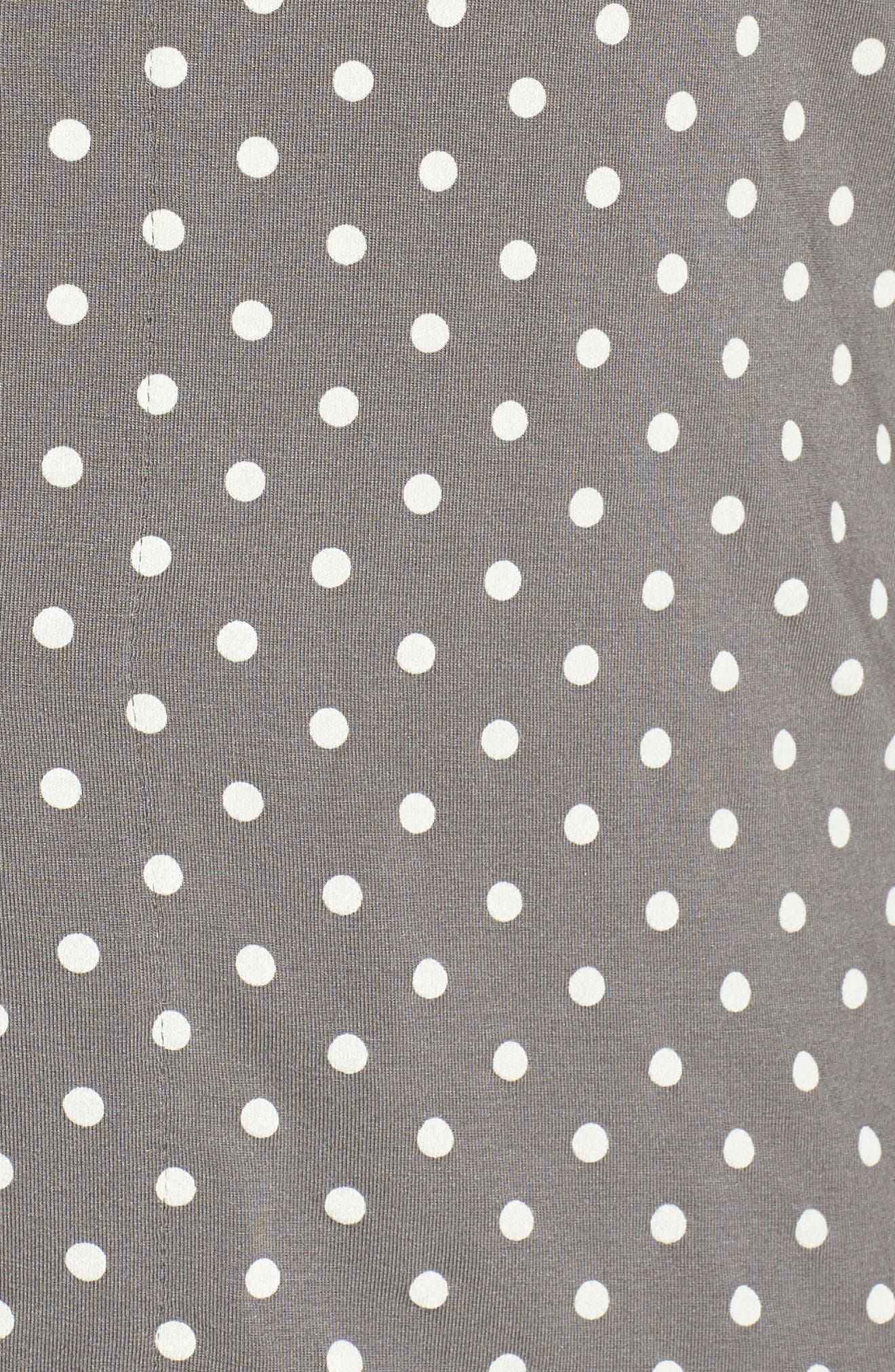 Polka Dot Pajamas,                             Alternate thumbnail 5, color,