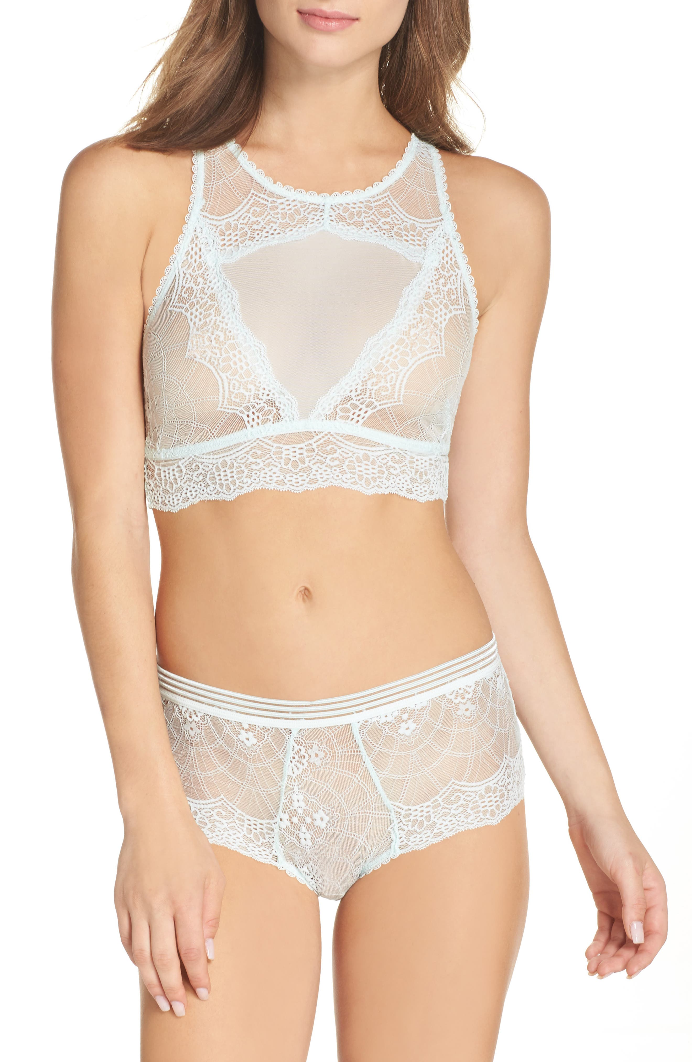 Lace Bralette,                             Alternate thumbnail 17, color,