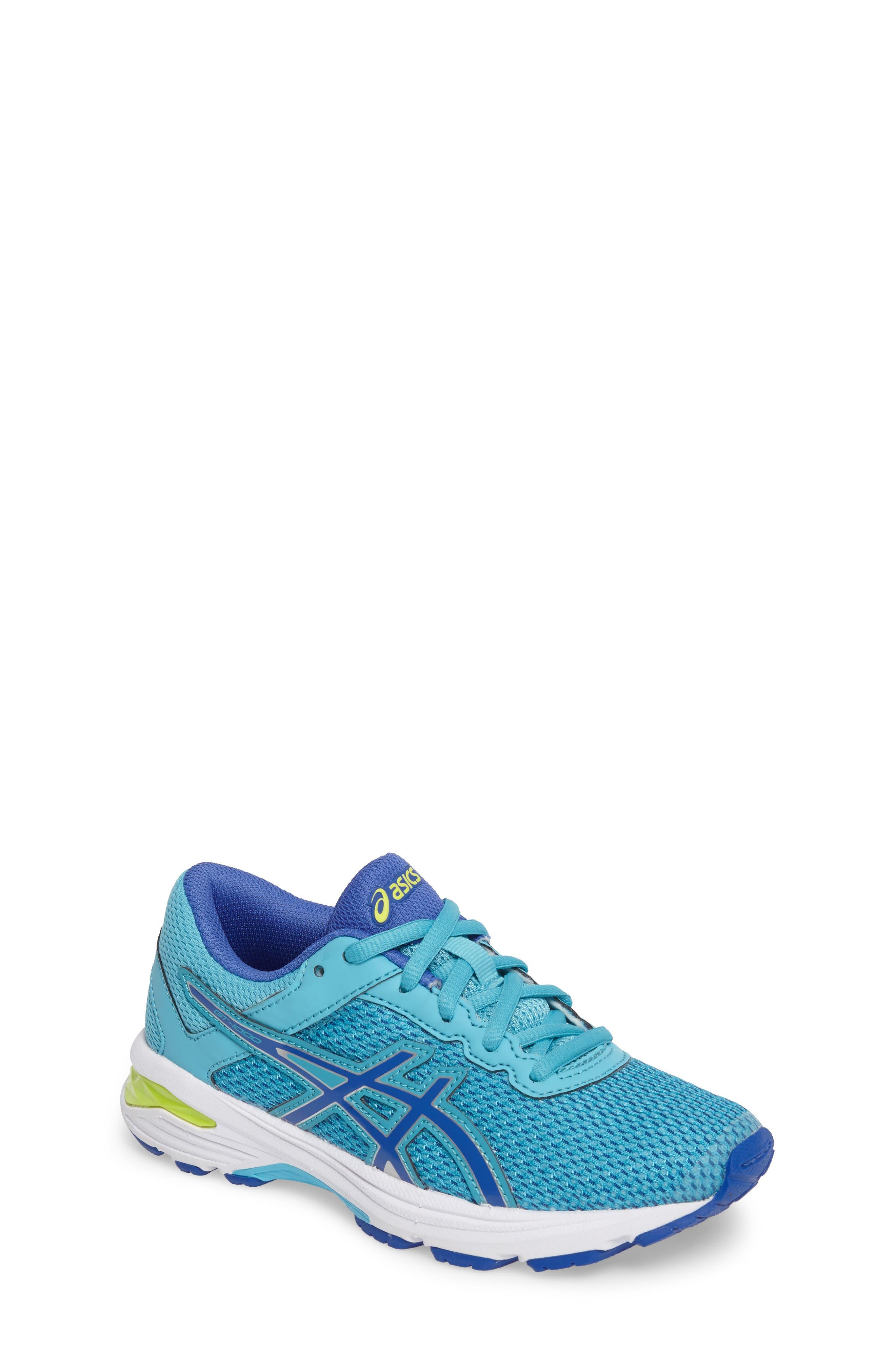 Asics GT-1000<sup>™</sup> 6 GS Sneaker,                             Main thumbnail 2, color,