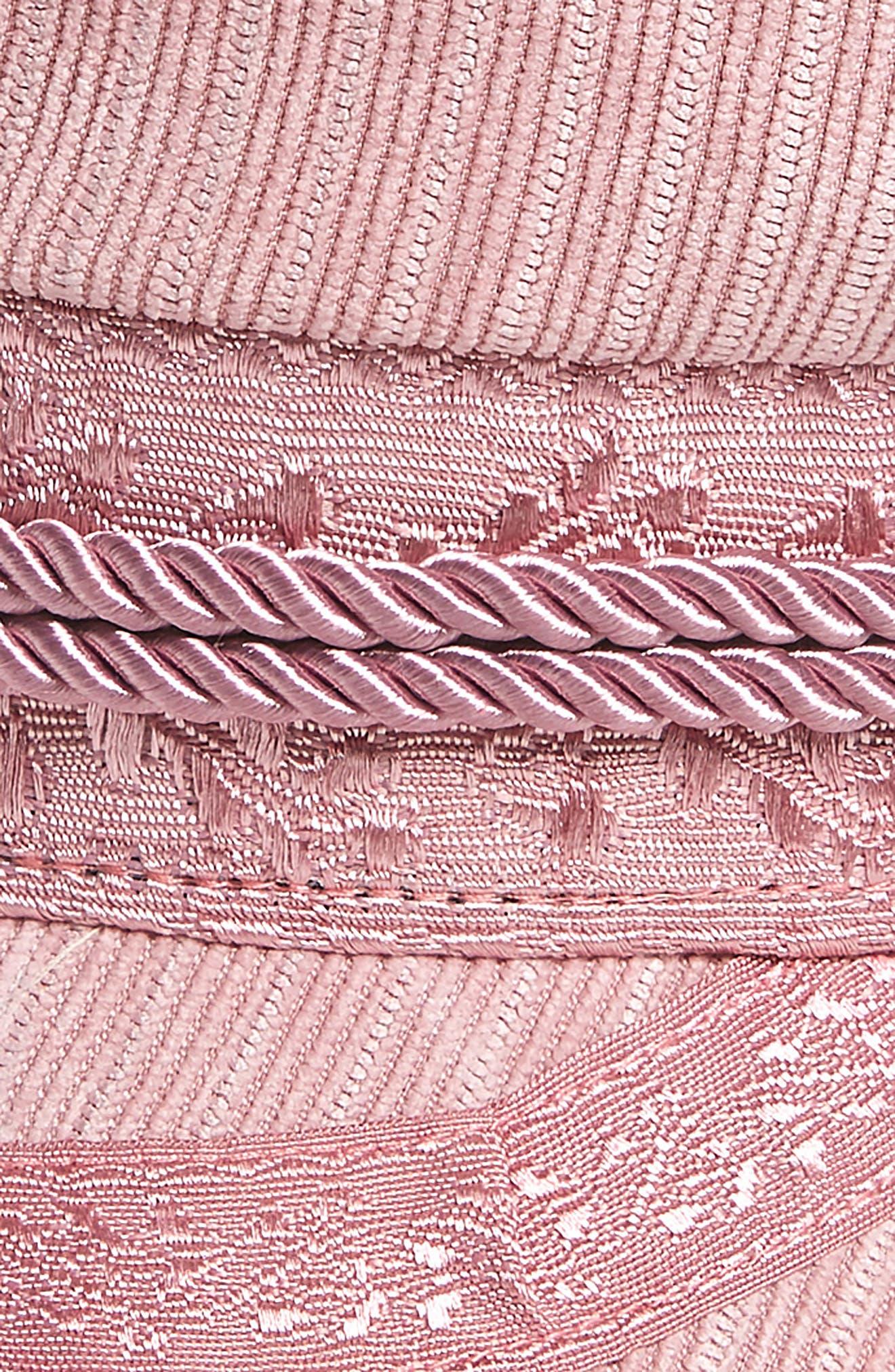 Albany Corduroy Fisherman Cap,                             Alternate thumbnail 2, color,                             LILAC CORD