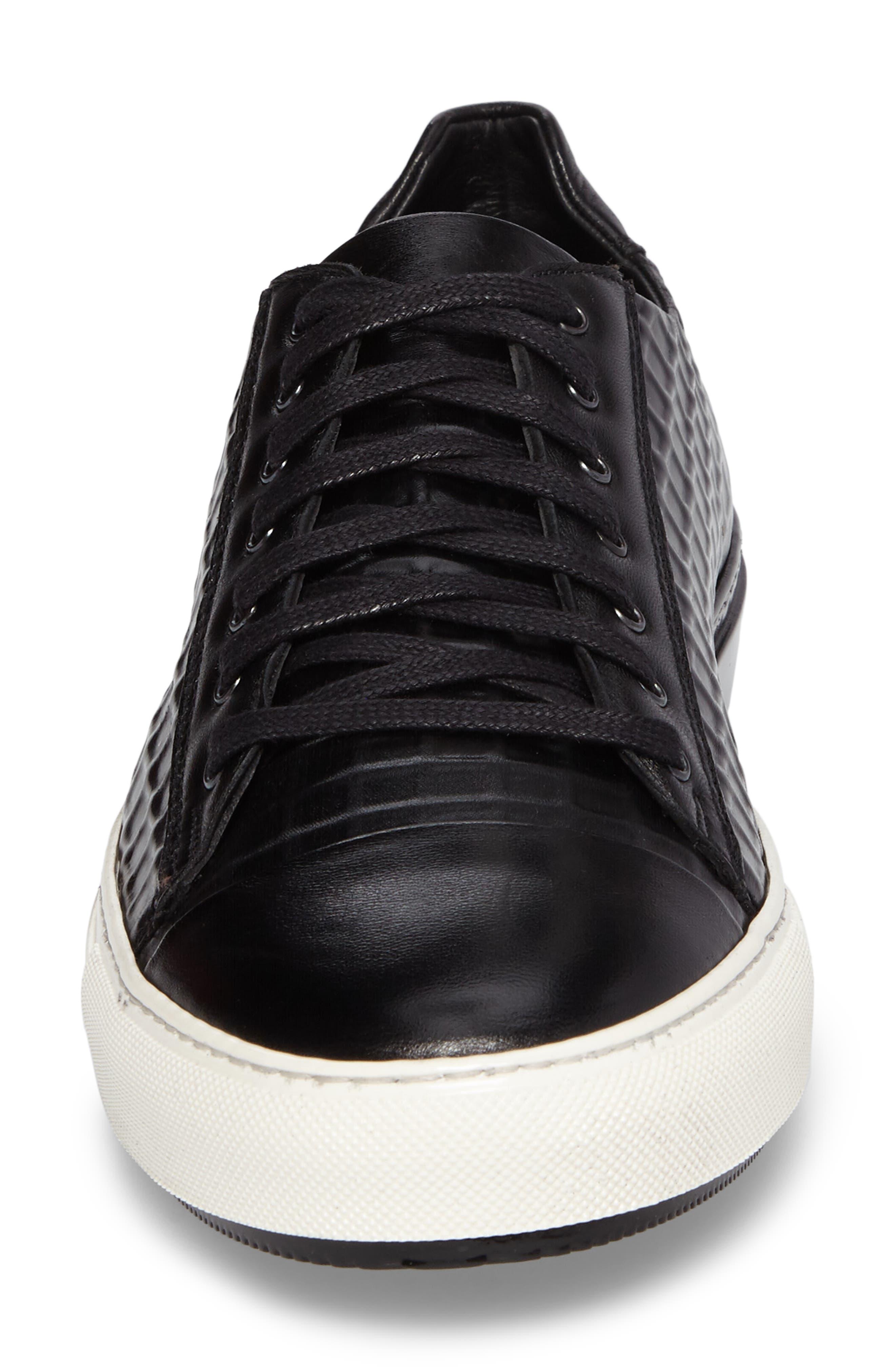 Vera II Sneaker,                             Alternate thumbnail 4, color,                             001