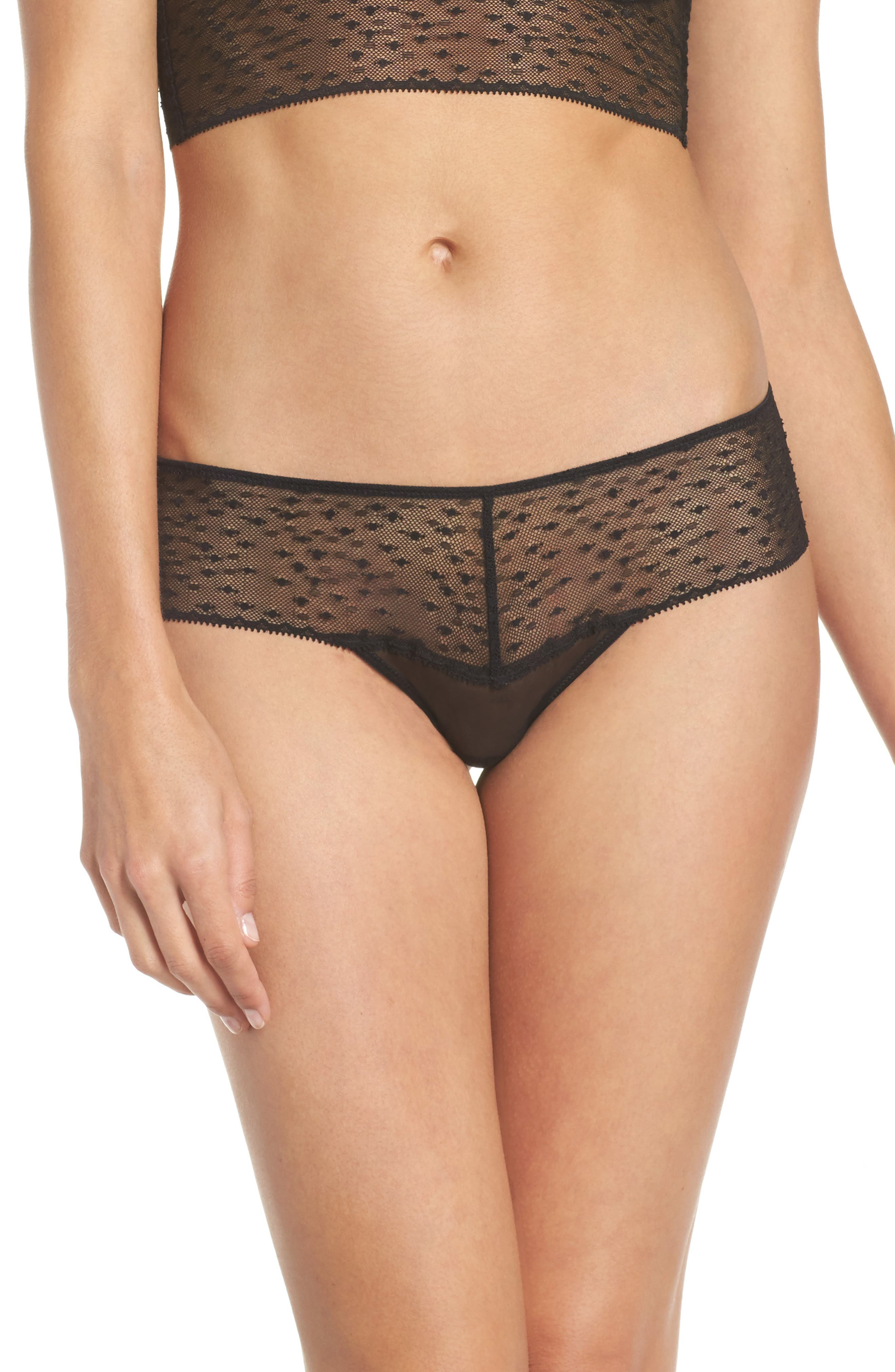 Decoy Cheeky Hipster Briefs,                         Main,                         color, 001