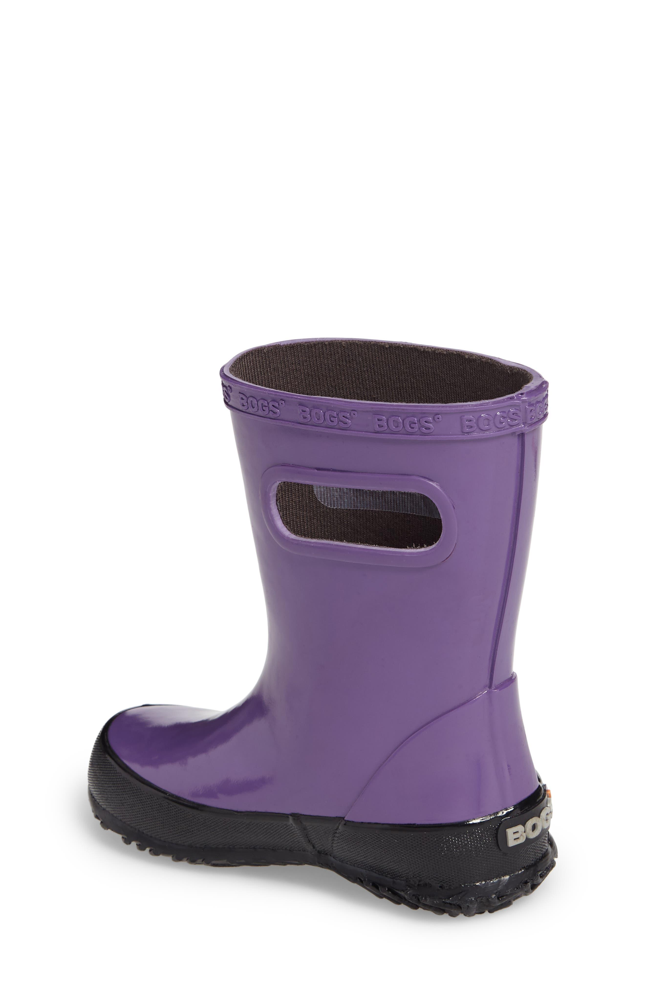 Skipper Rubber Rain Boot,                             Alternate thumbnail 6, color,