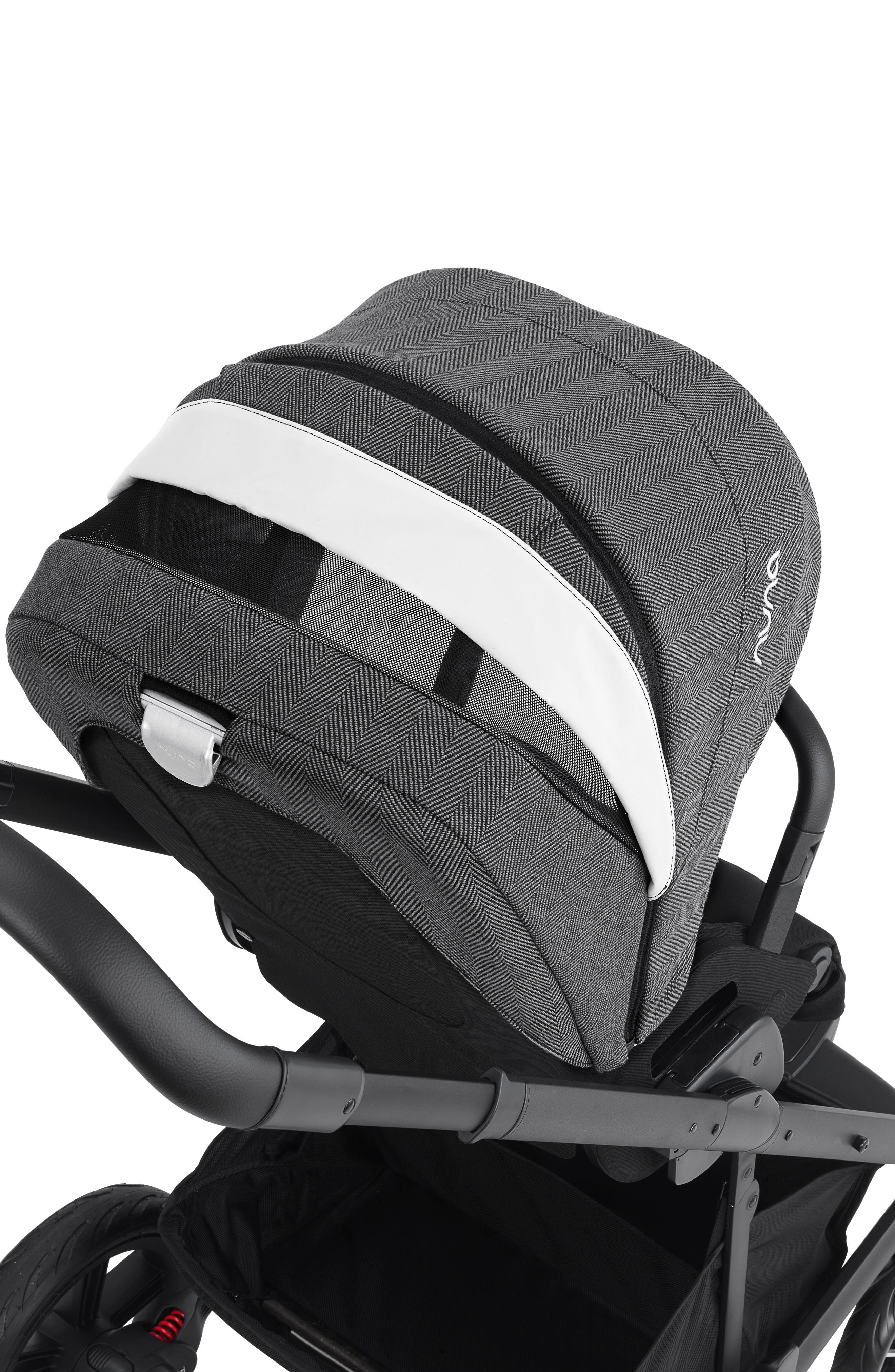 2019 MIXX<sup>™</sup> Stroller & PIPA<sup>™</sup> Lite LX Infant Car Seat Set Travel System,                             Alternate thumbnail 8, color,                             VERONA CAVIAR