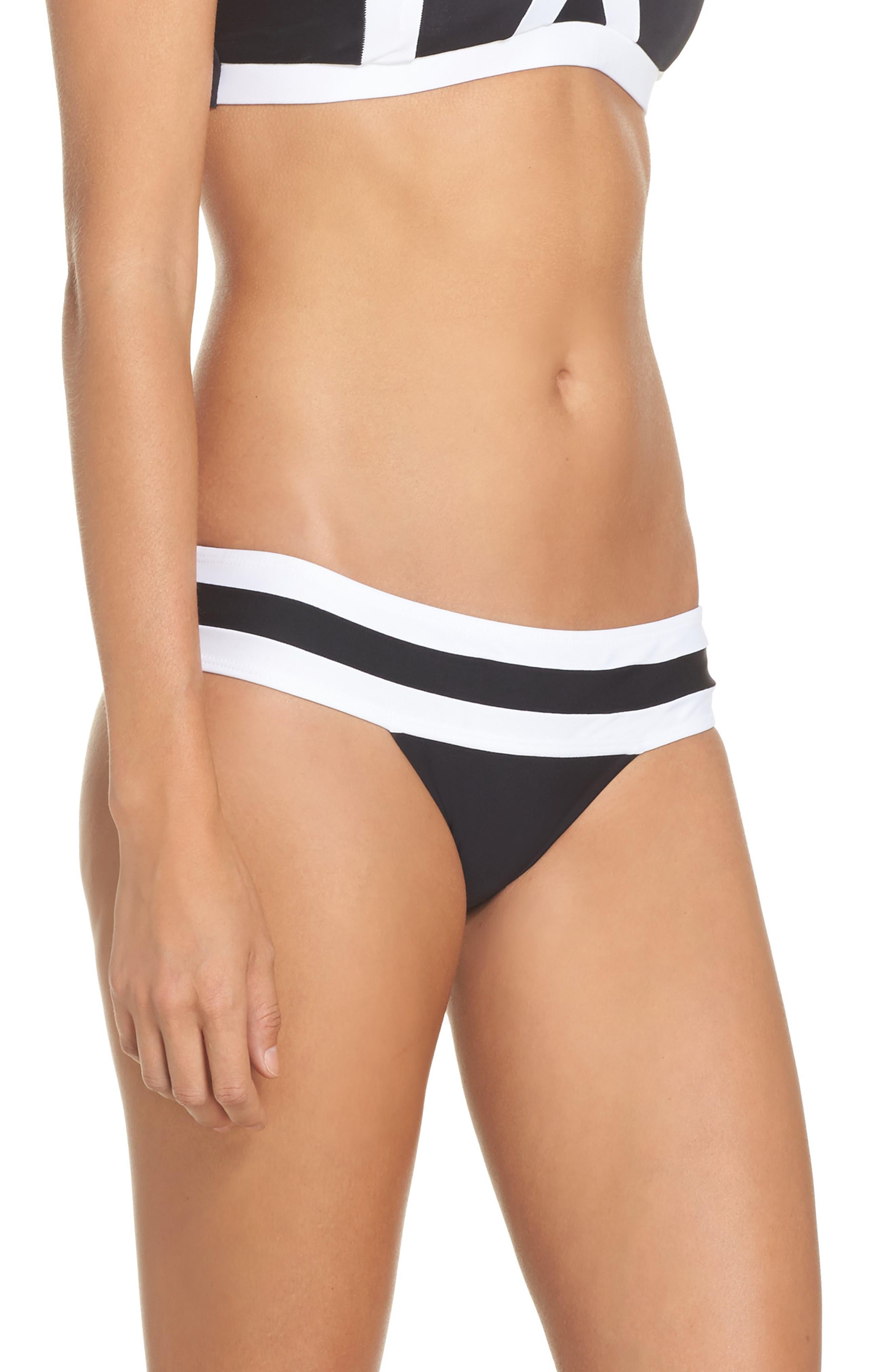 Swimwear Bikini Bottoms,                             Alternate thumbnail 5, color,
