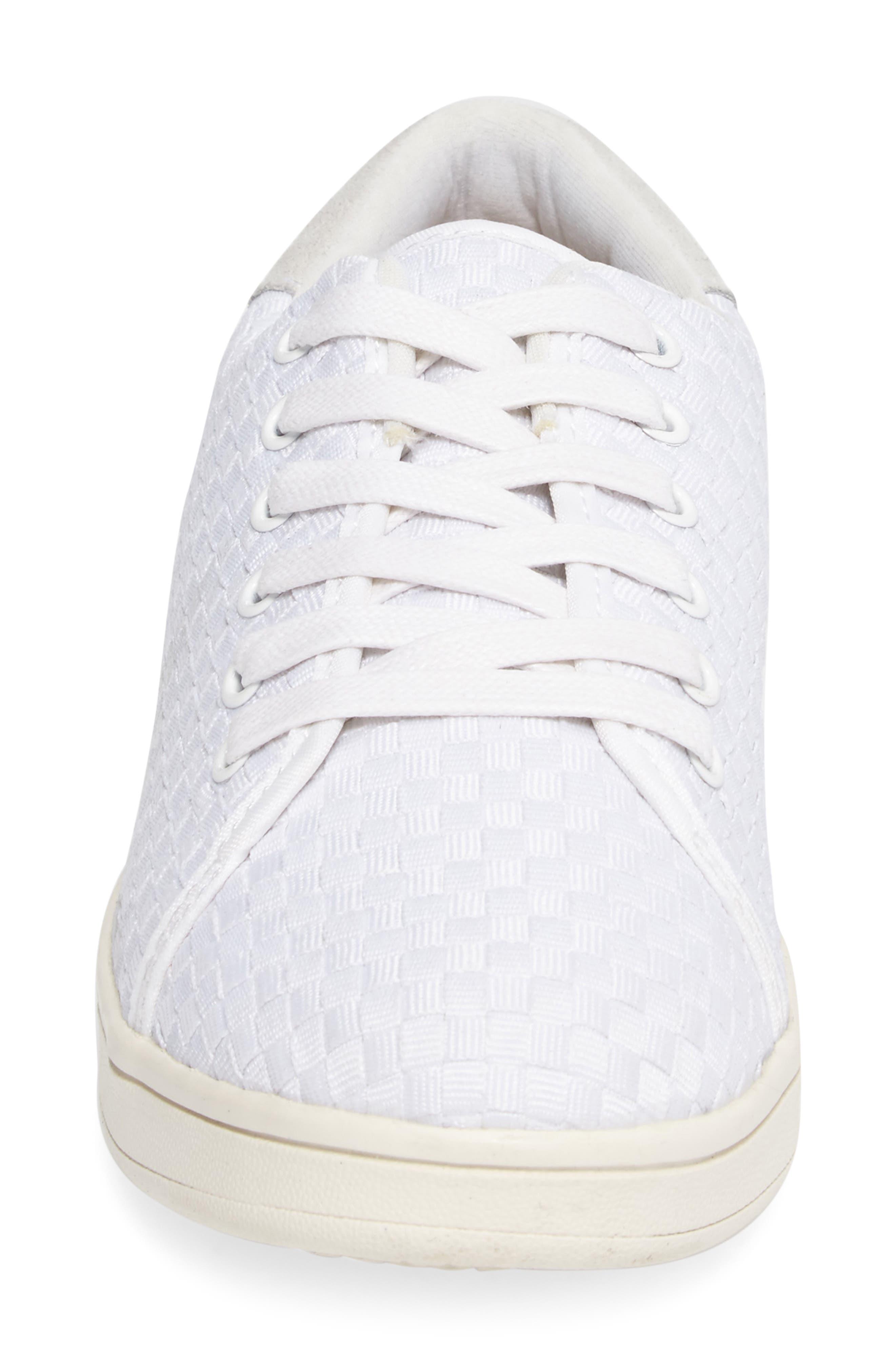 Daphne Sneaker,                             Alternate thumbnail 4, color,                             100