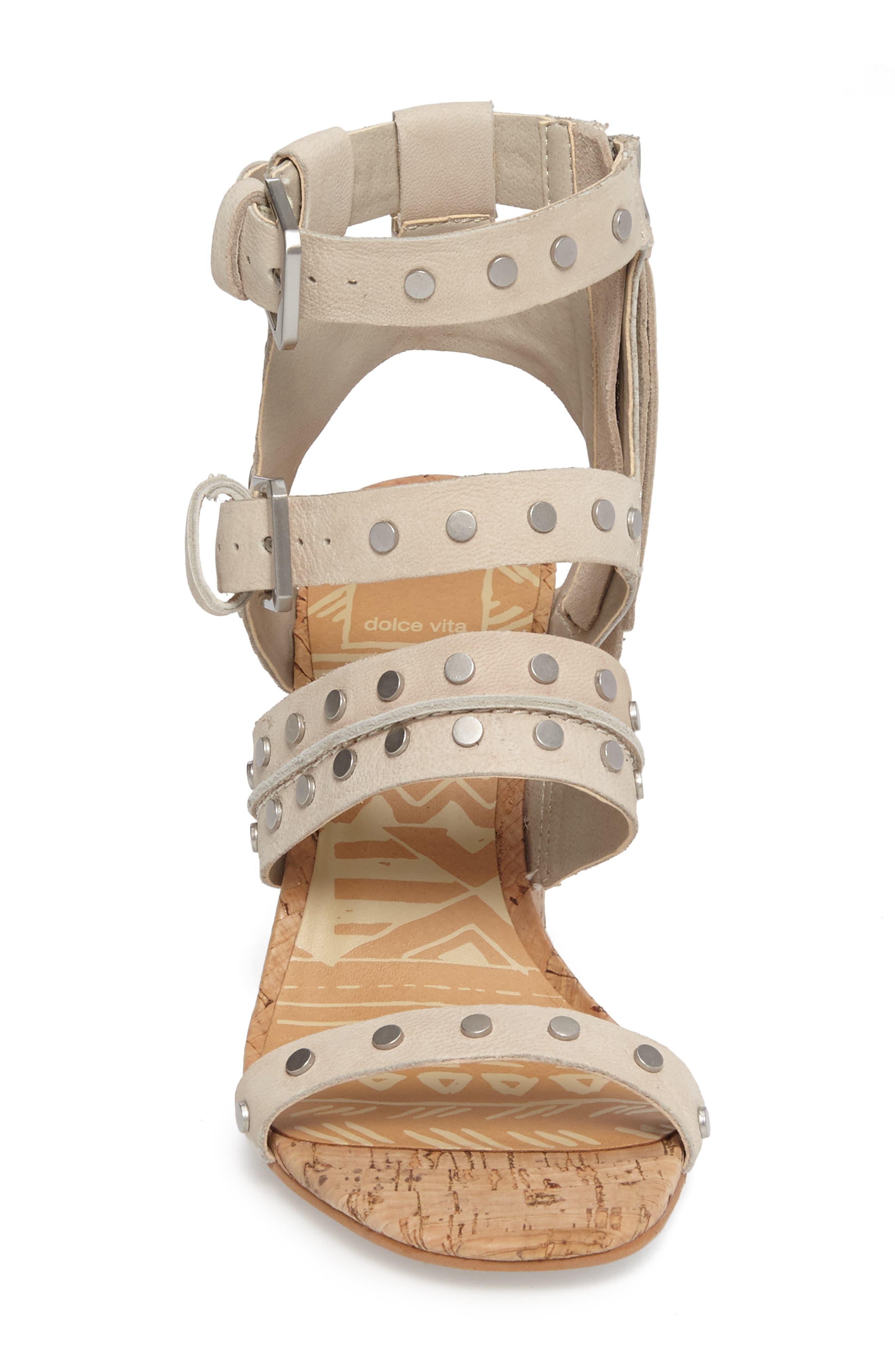 Effie Block Heel Sandal,                             Alternate thumbnail 3, color,                             200