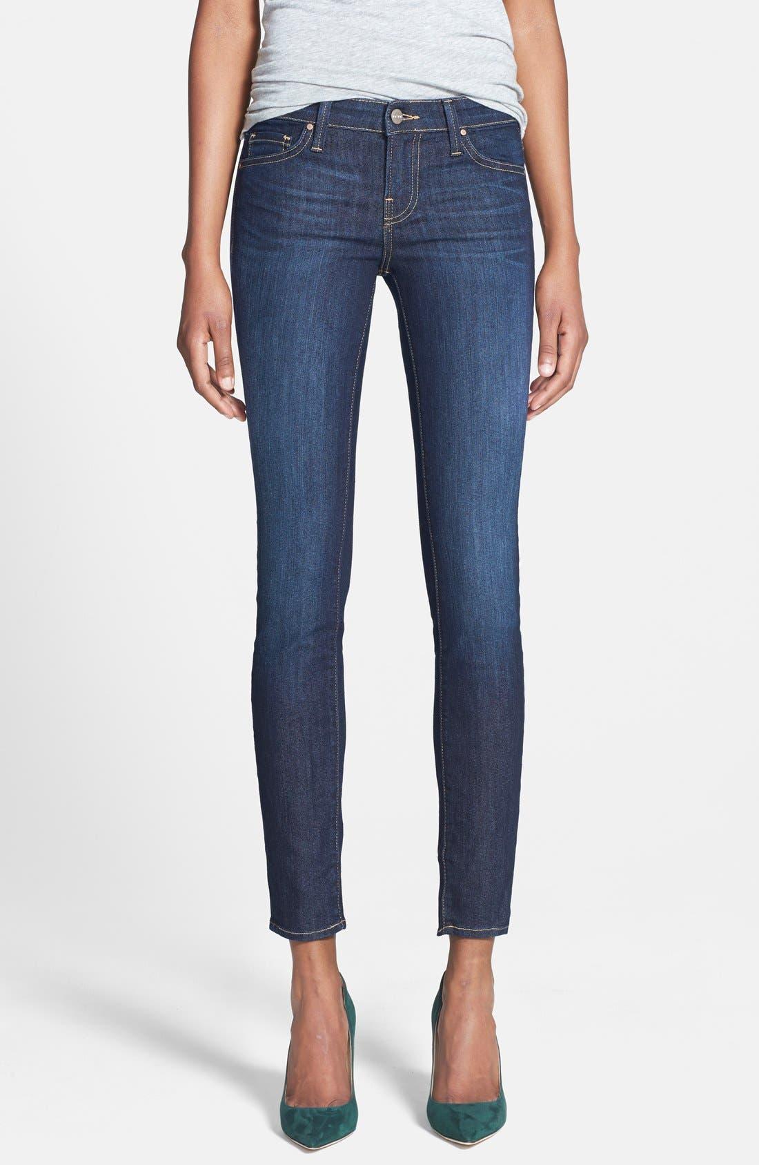 Low Rise Skinny Jeans,                             Main thumbnail 2, color,